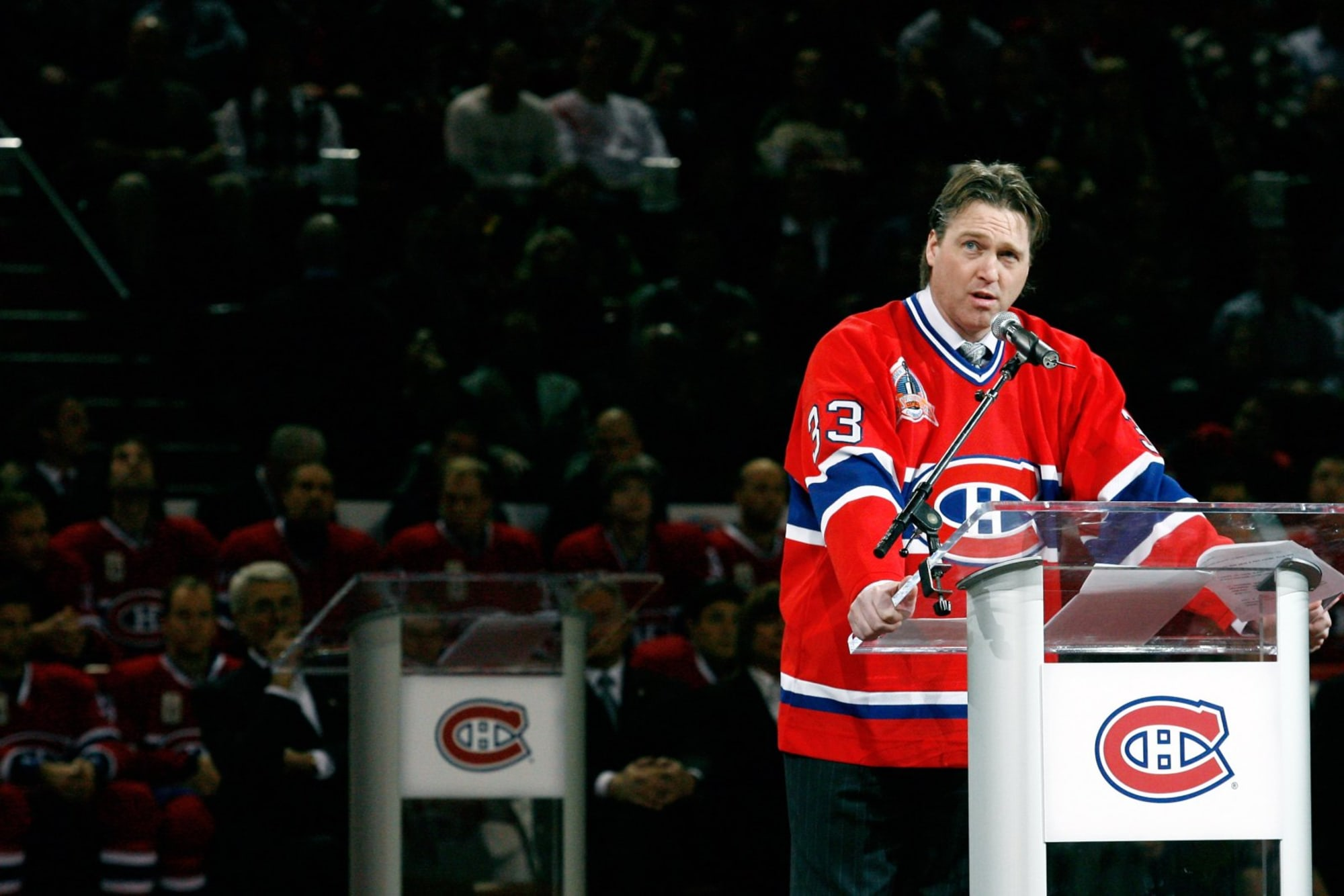 Canadiens: Geoff Molson Met With Patrick Roy More Than Once
