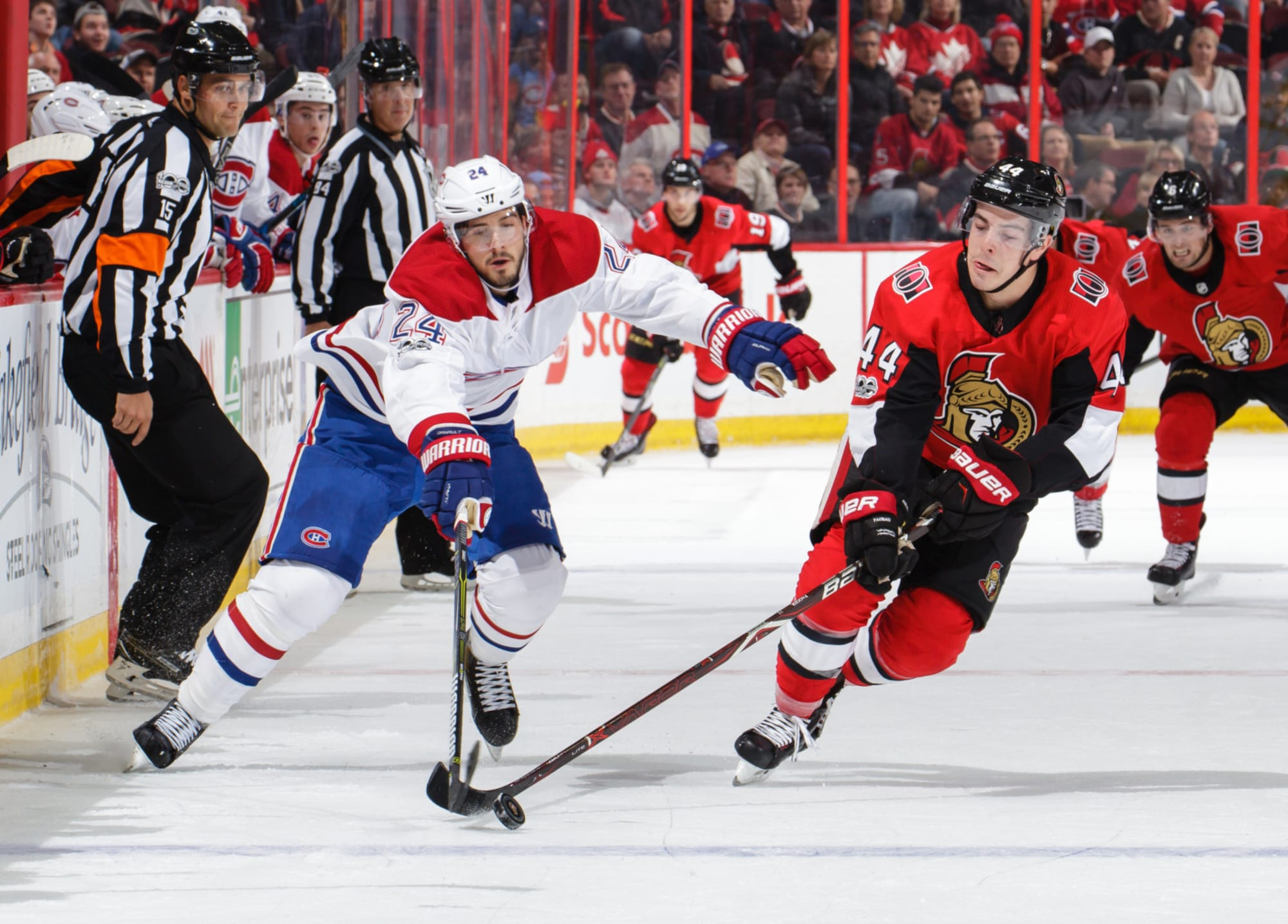 Canadiens: J.G. Pageau Contract Does Habs No Favours In ...