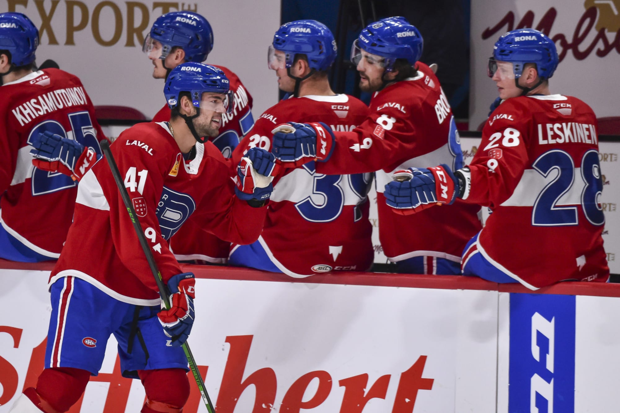 Montreal Canadiens: Numerous Additions Make up Busy Week on the Farm