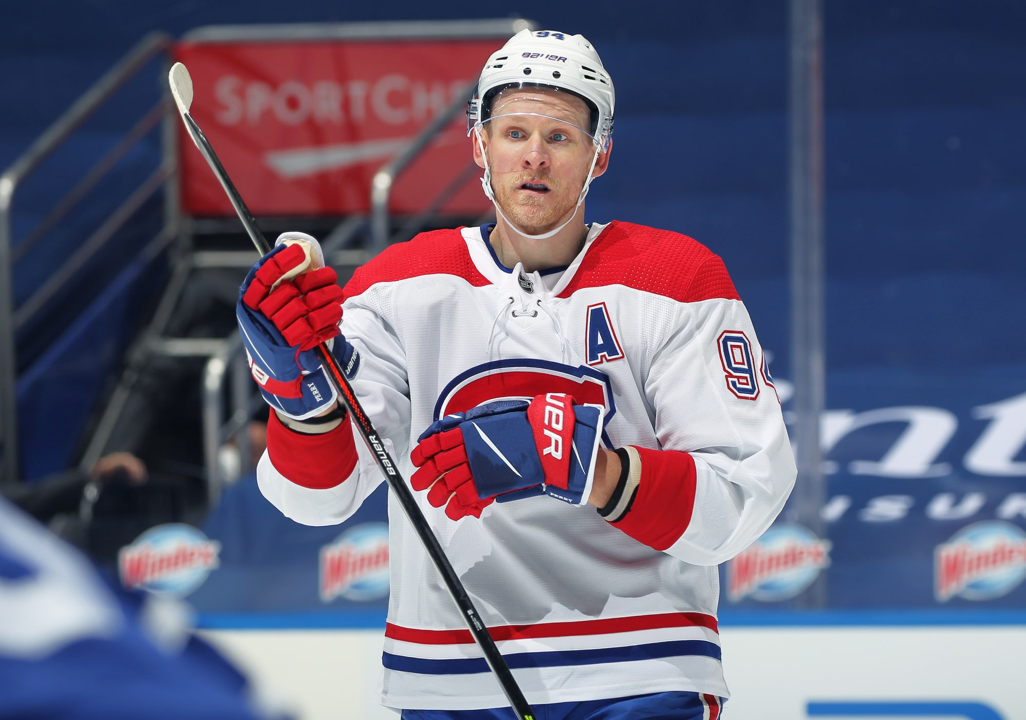 Montreal Canadiens: Corey Perry Nominated For Bill Masterton Trophy