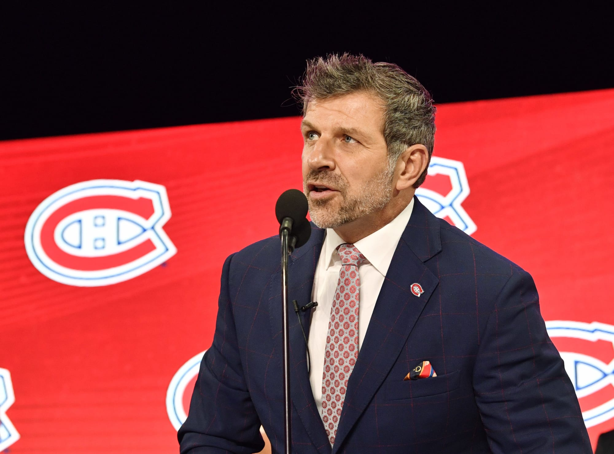 Montreal Canadiens: Marc Bergevin's Vision Leads To Award Nomination