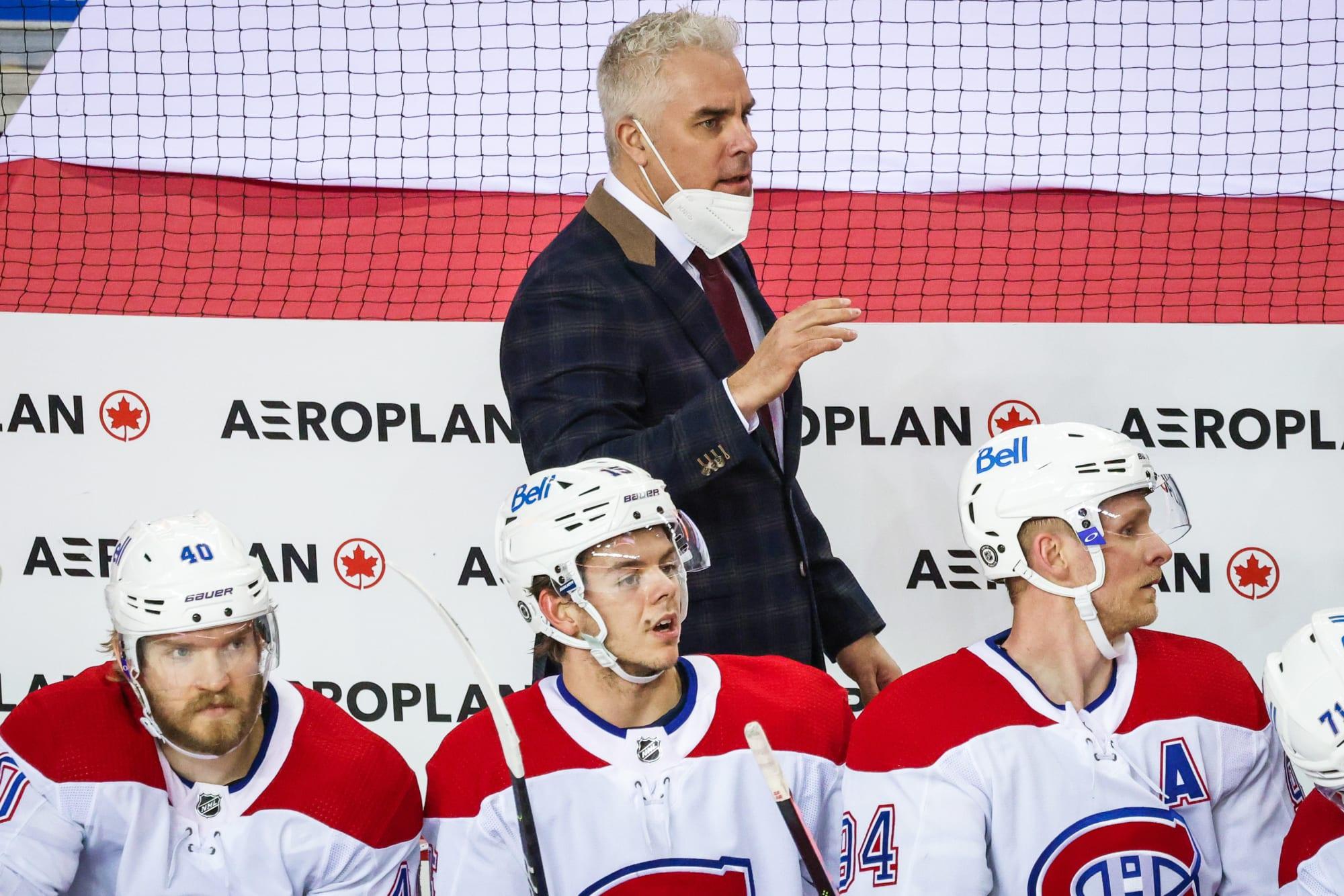 Montreal Canadiens: Dom Ducharme Line Blender on Full Blast