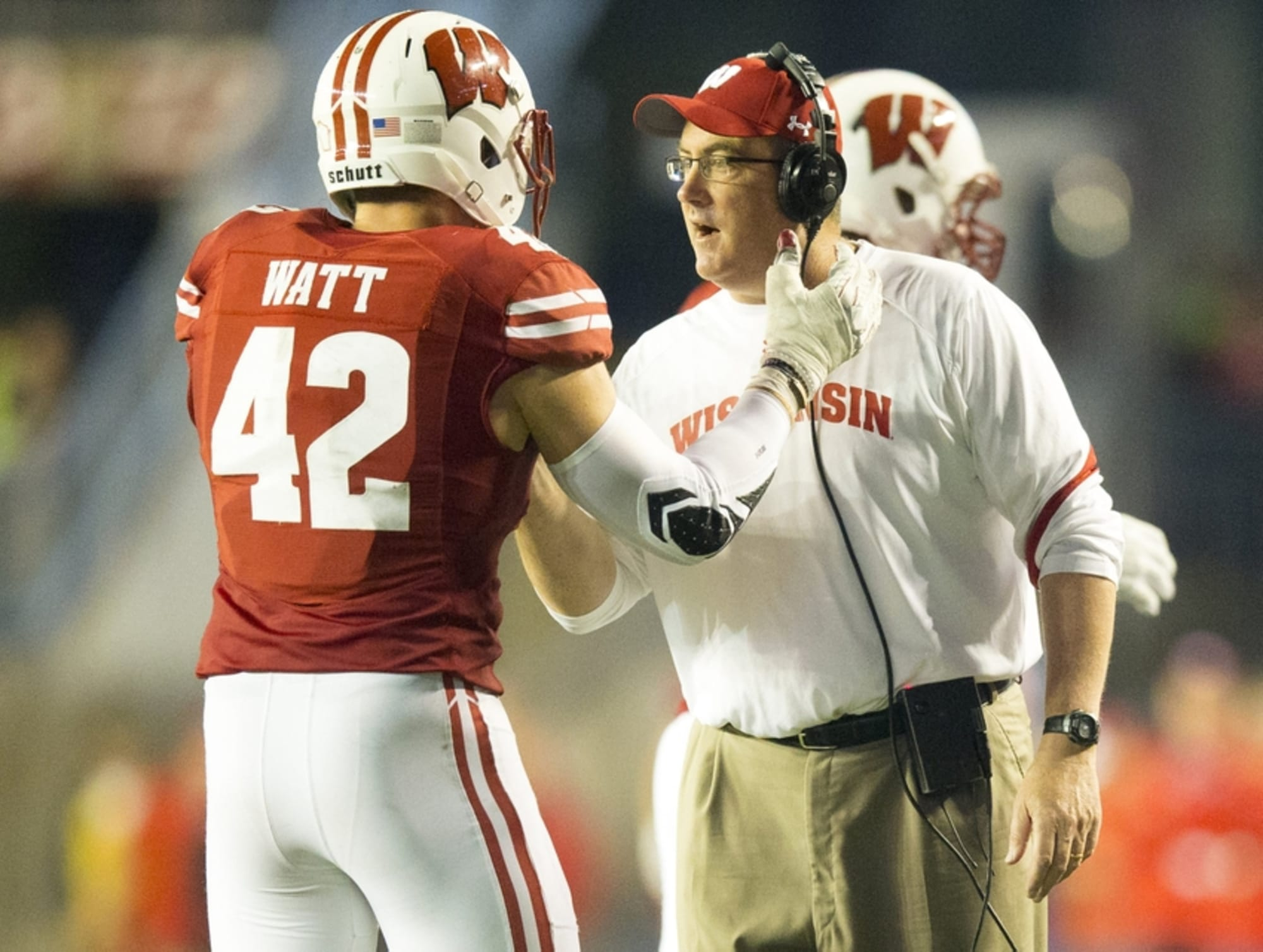Wisconsin Football: Badgers Injury Report at Northwestern