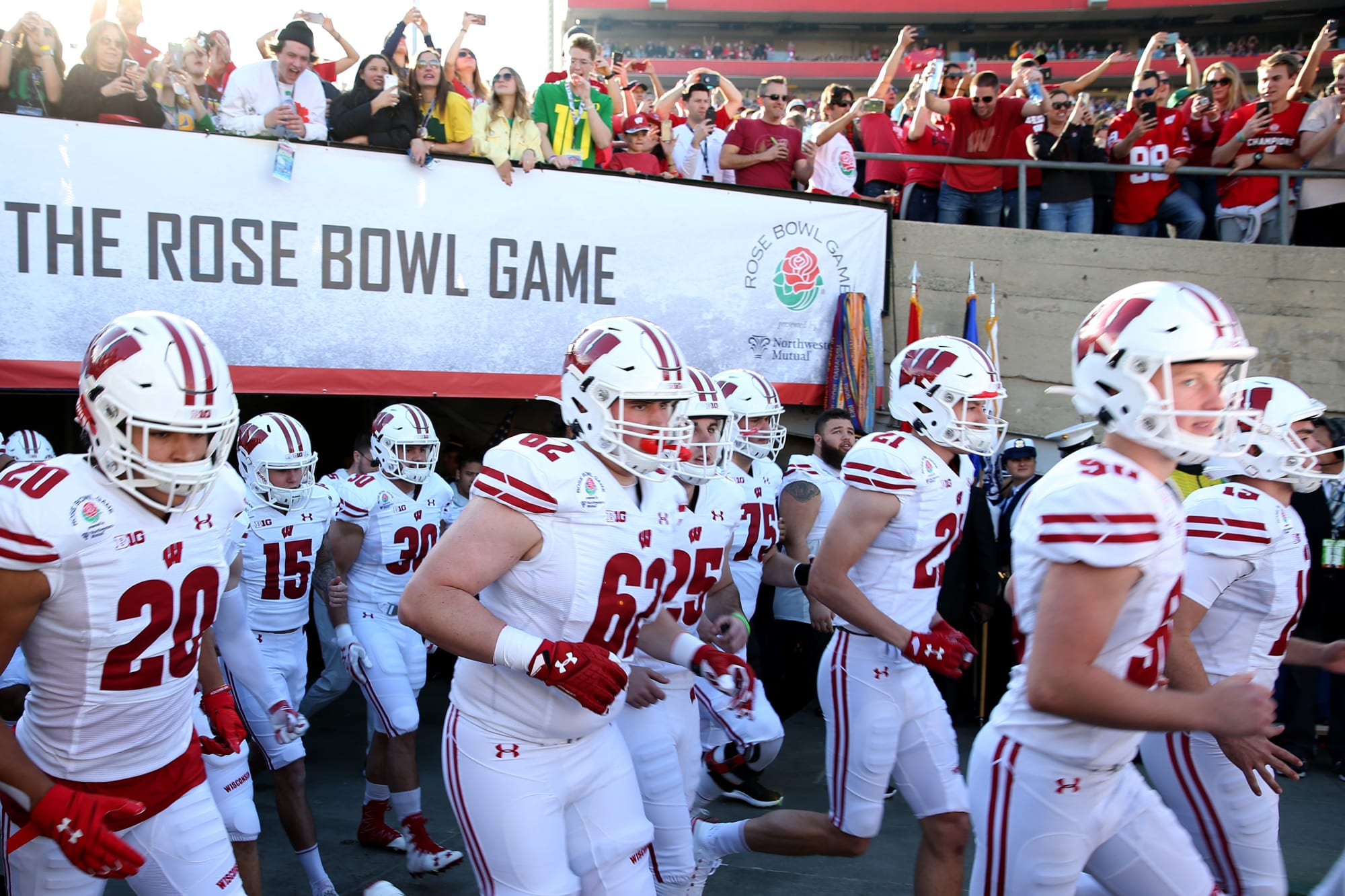 Wisconsin Football: Game-By-Game Predictions for the 2020 Season