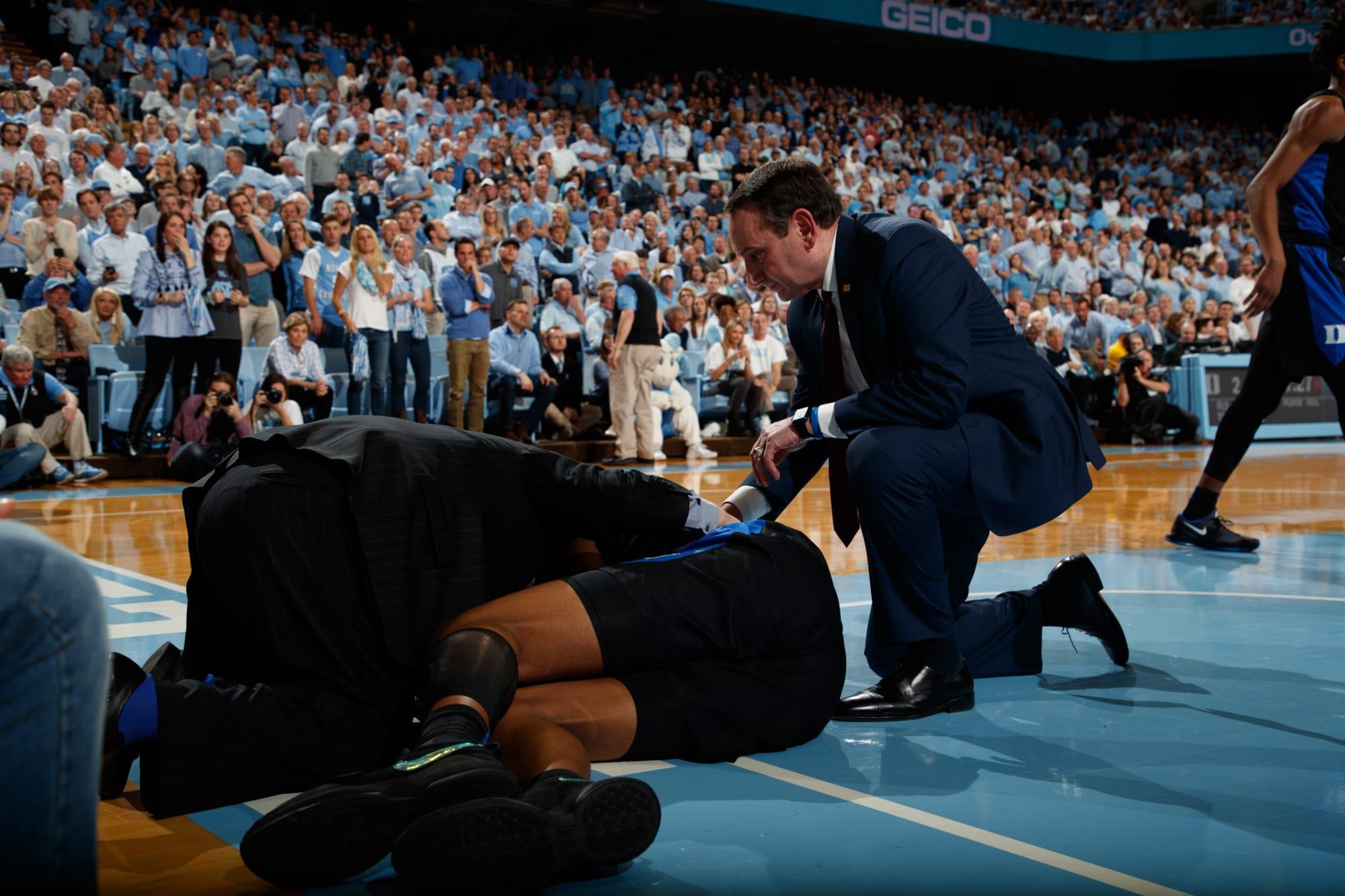 Top Duke basketball recruiting target suffers devastating and major injury