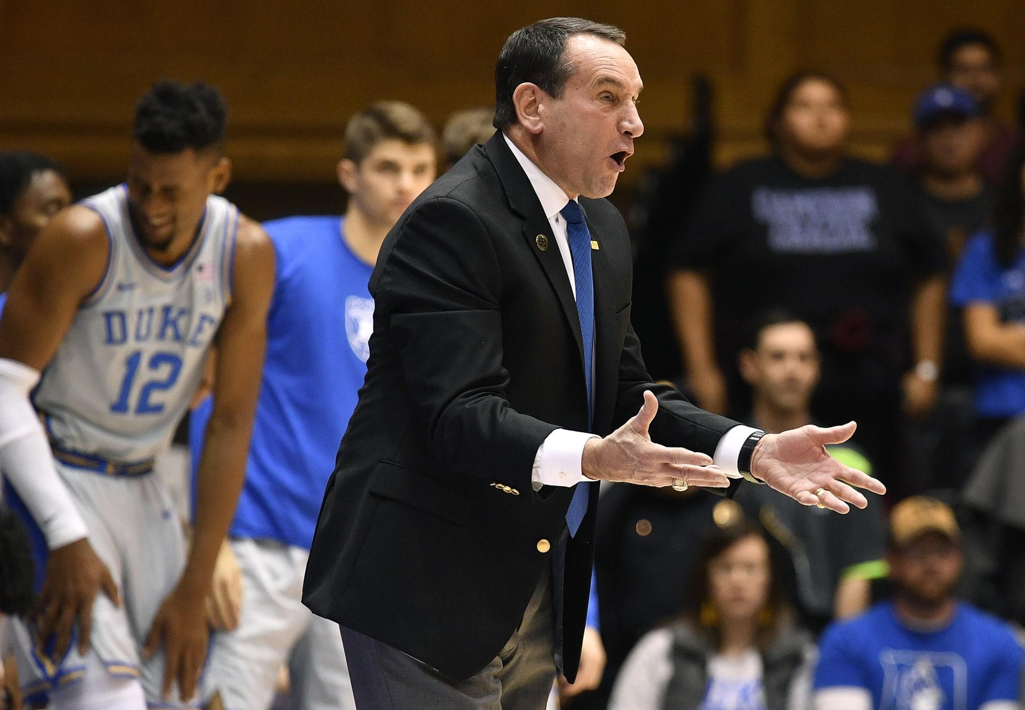 Duke Basketball Media Snubs Coach K S 2020 Class