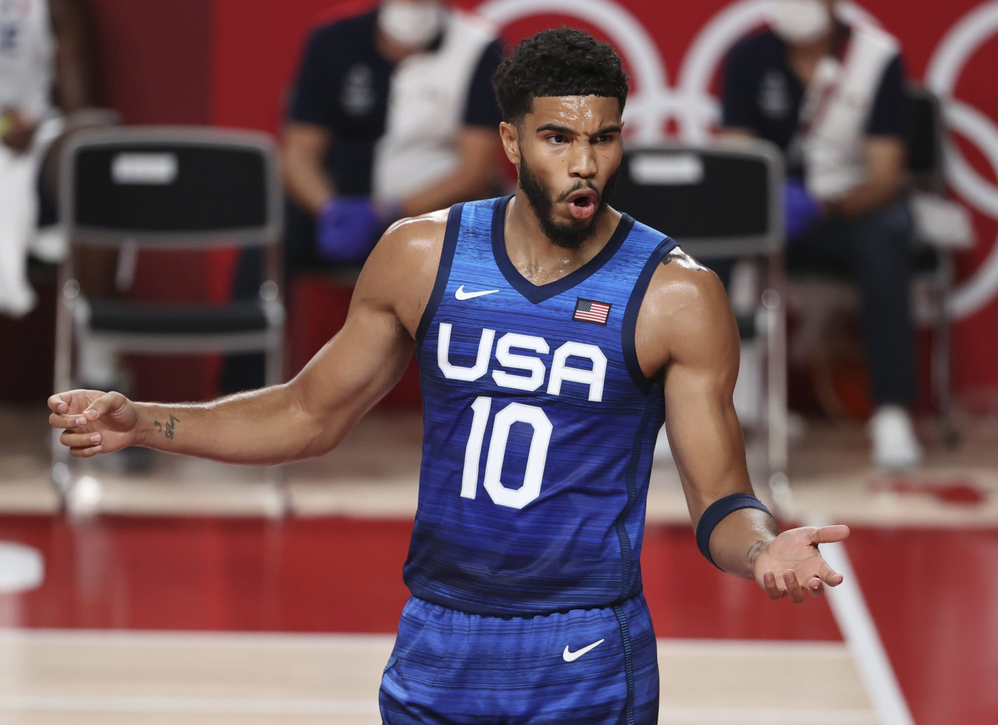 Duke basketball: Jayson Tatum and Team USA continue dramatic downfall