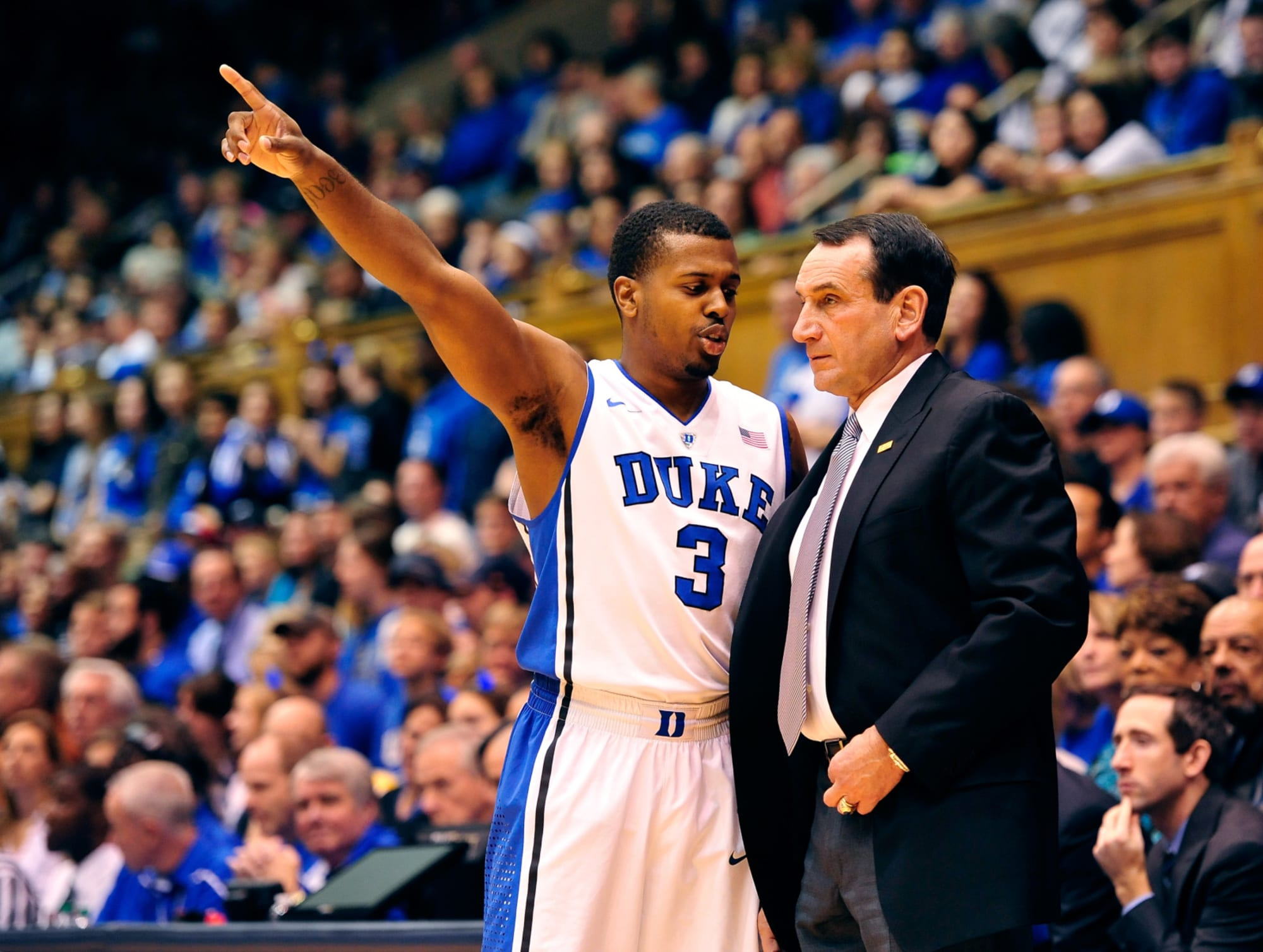 Duke basketball: Coach K's event to include two former Blue Devils
