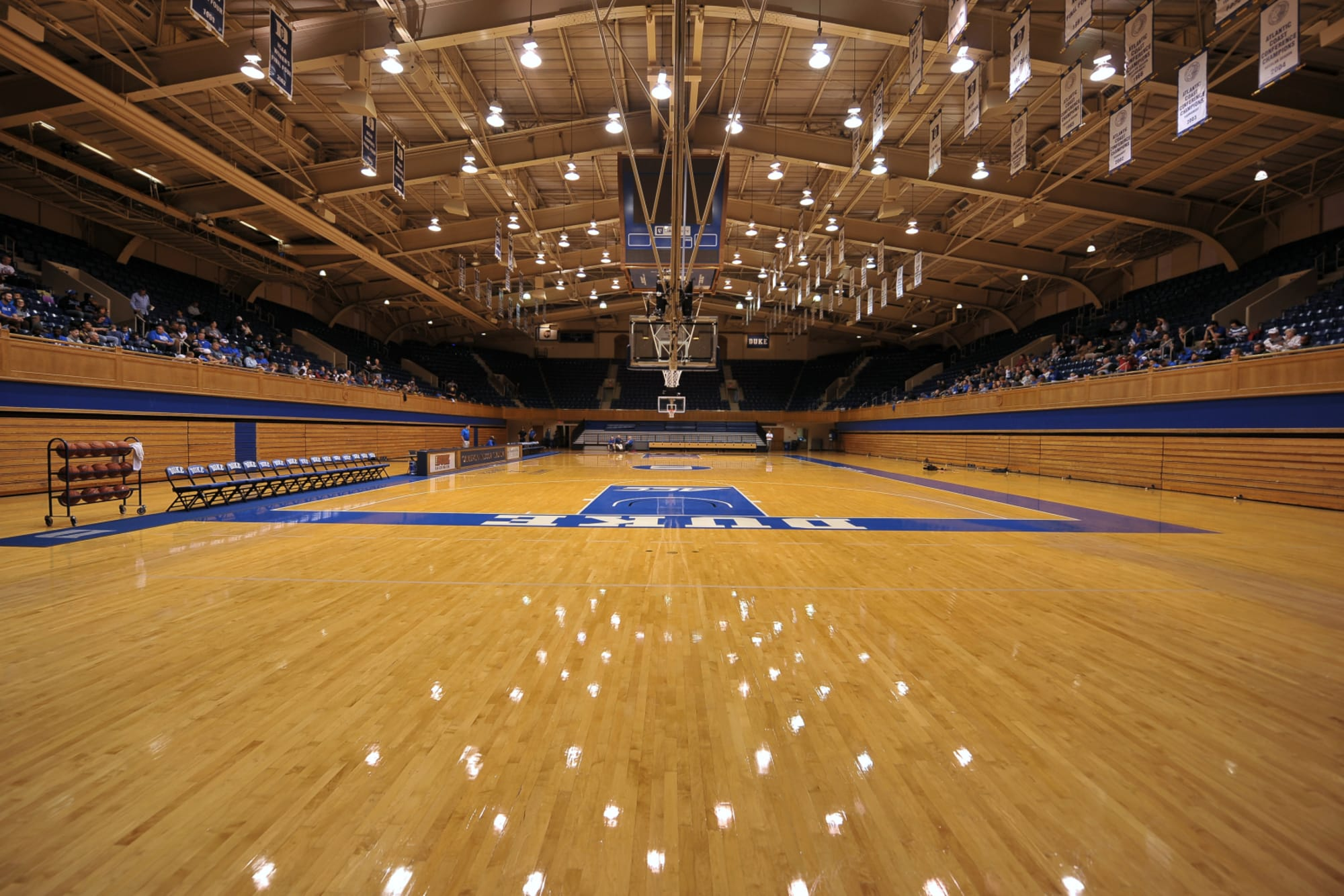 Another delay to Duke basketball season now seems likely - Ball Durham