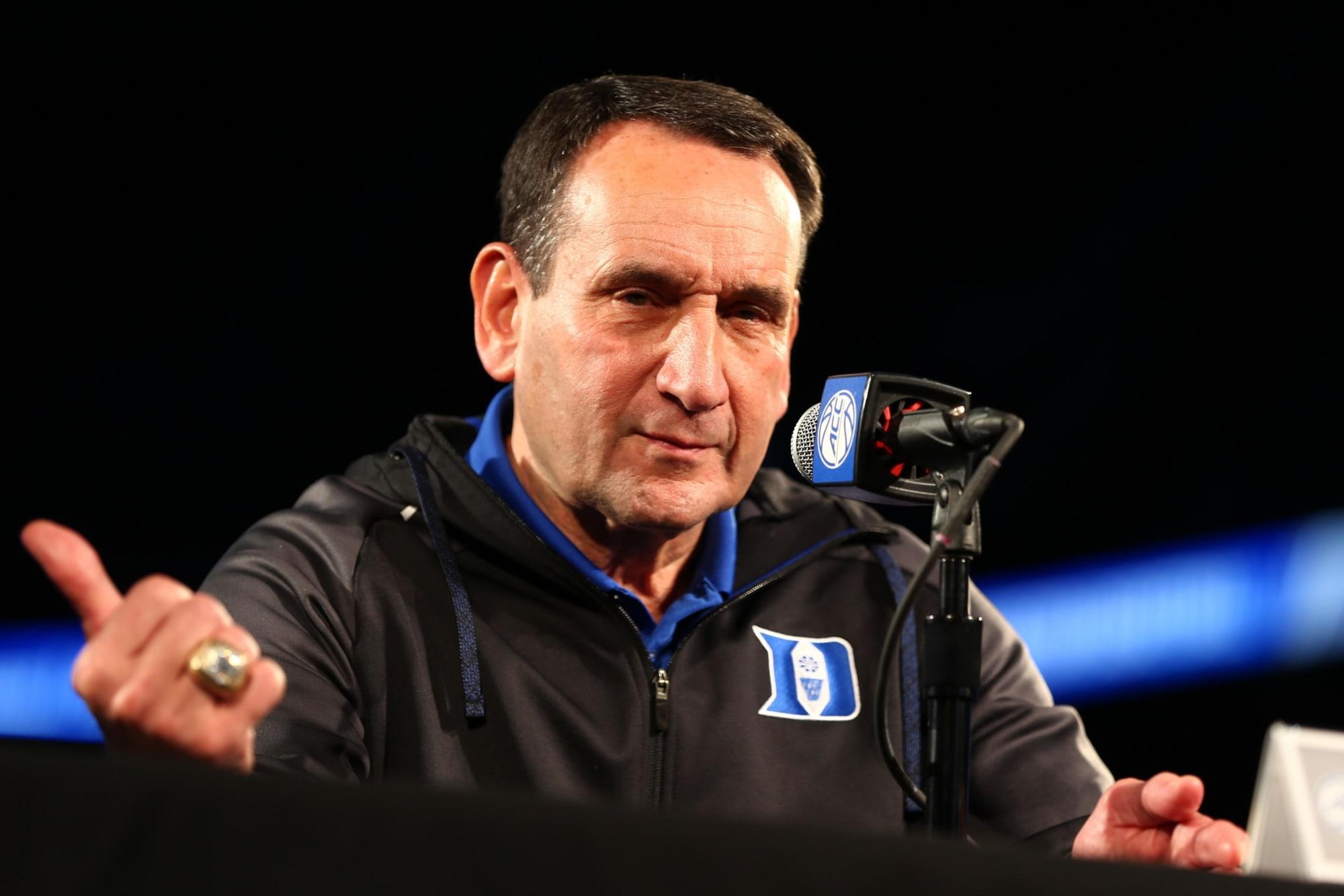 Duke basketball: Coach K ignoring two players too often - Ball Durham