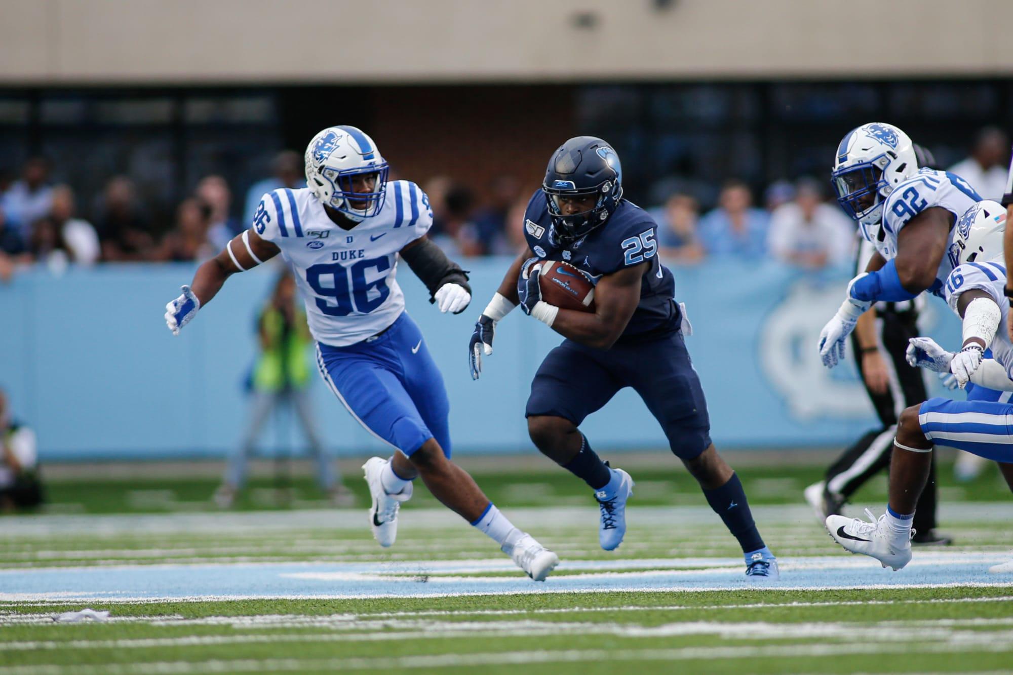 Early kickoff set as Duke football program hopes to regain Victory Bell