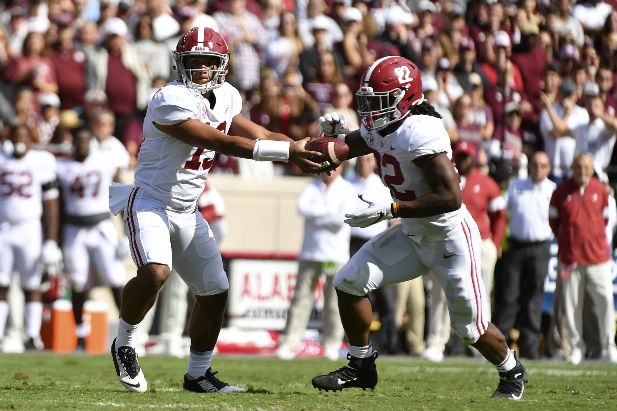 Alabama Football: Perfect NFL team fits for Najee Harris
