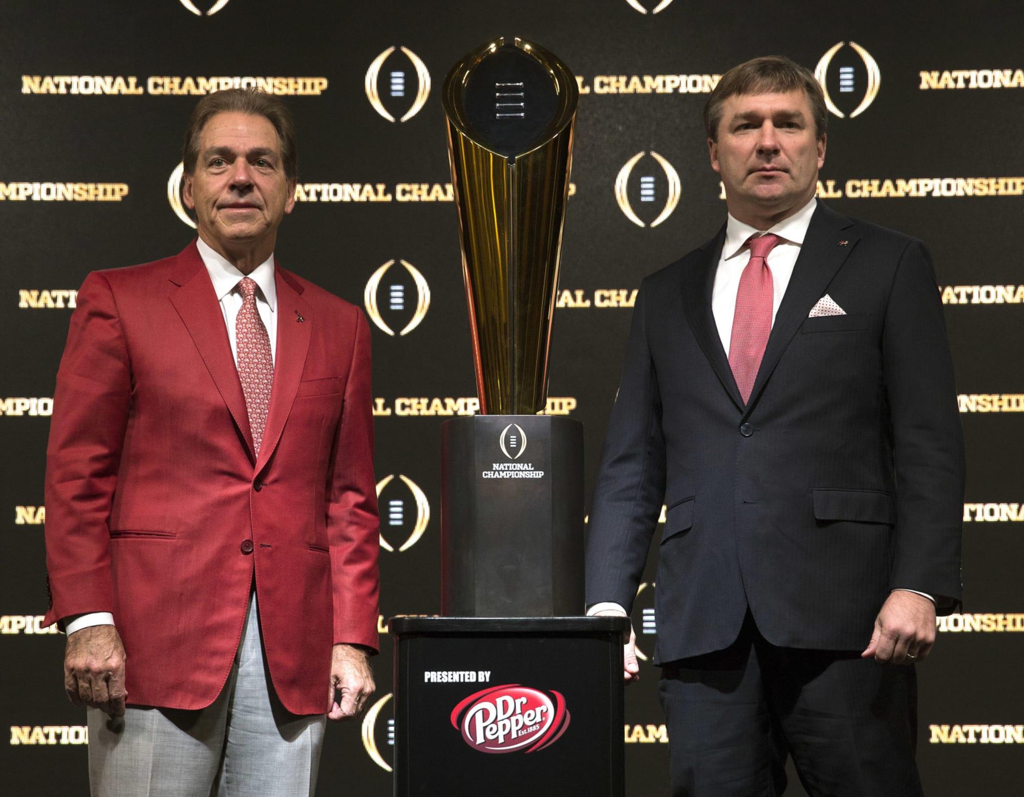 Alabama football: Georgia proves time is a flat circle