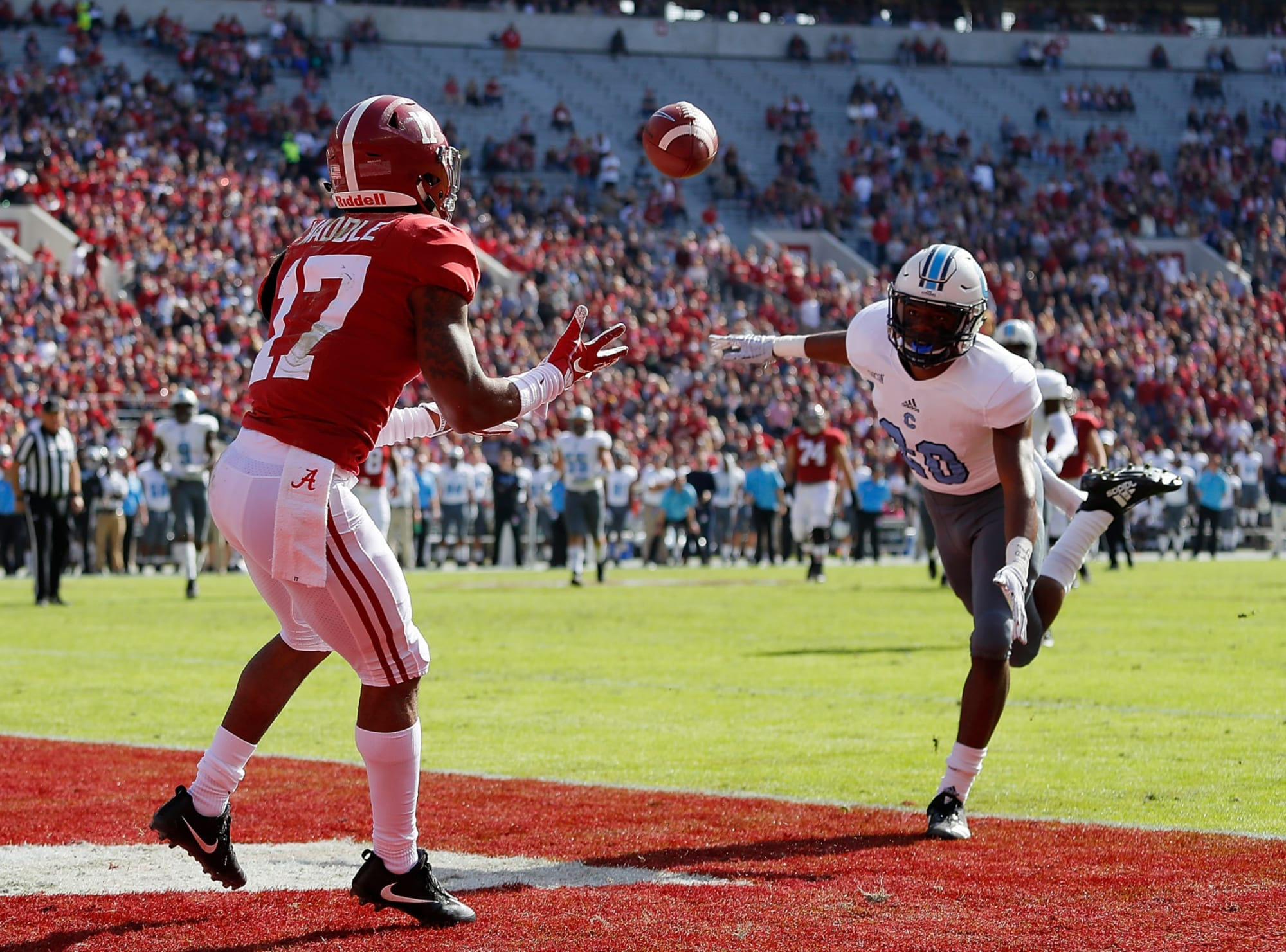 Alabama Football: The good and the bad from The Citadel game