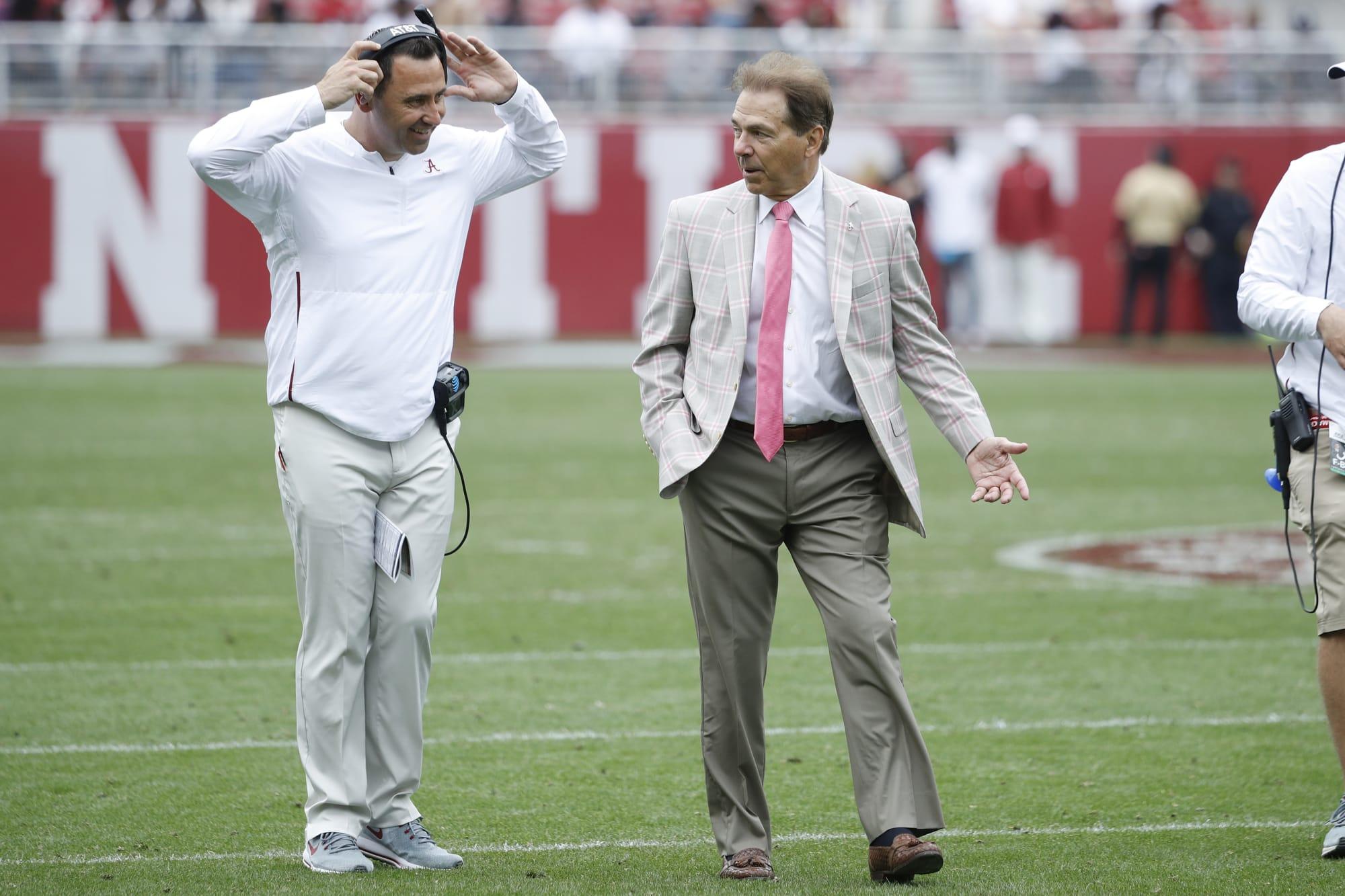 Alabama Football: Steve Sarkisian deserves every cent of new salary