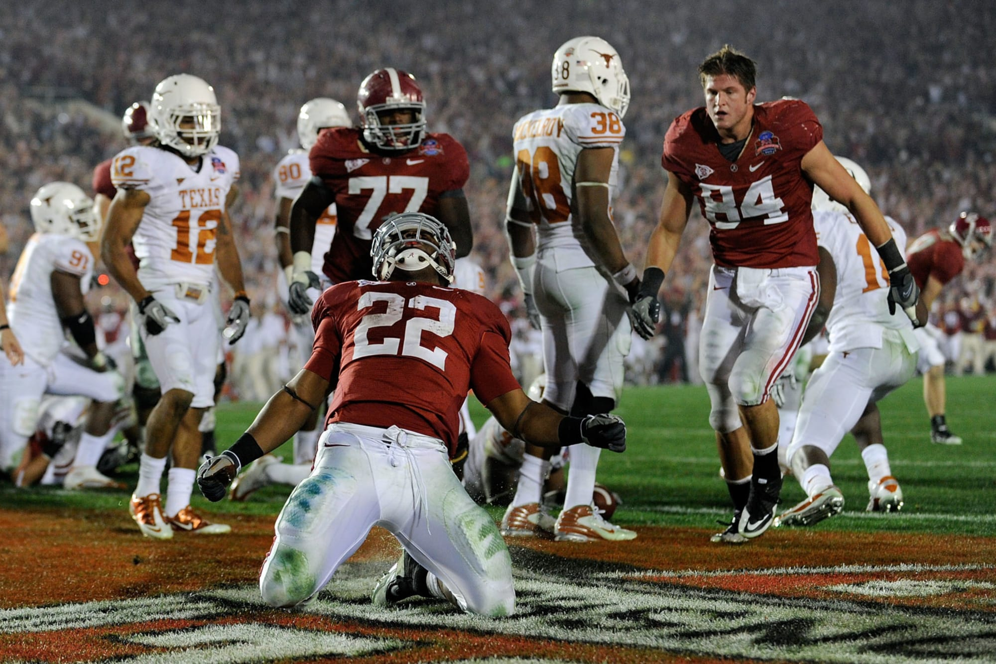 Alabama Football Many Former Crimson Tide Players Are Nfl Free Agents
