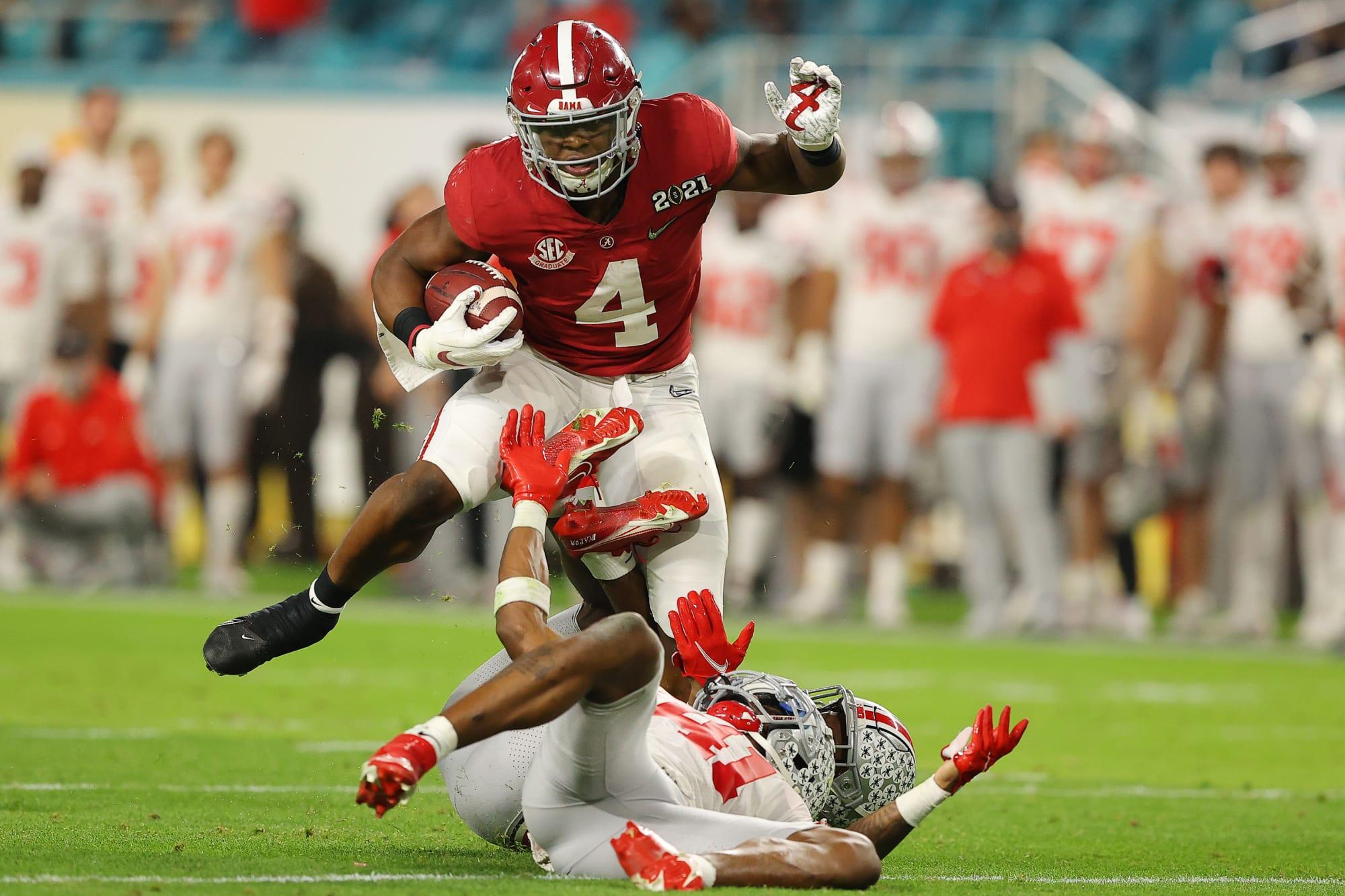Alabama Football: Predicting 2021 RB distributions - BamaHammer