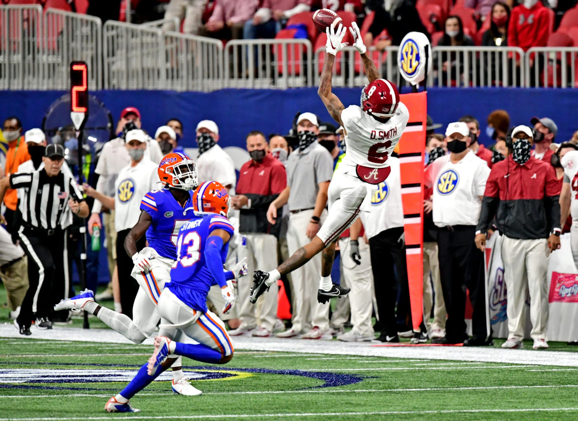 Alabama Football: Lots of confusion in and around Gators program