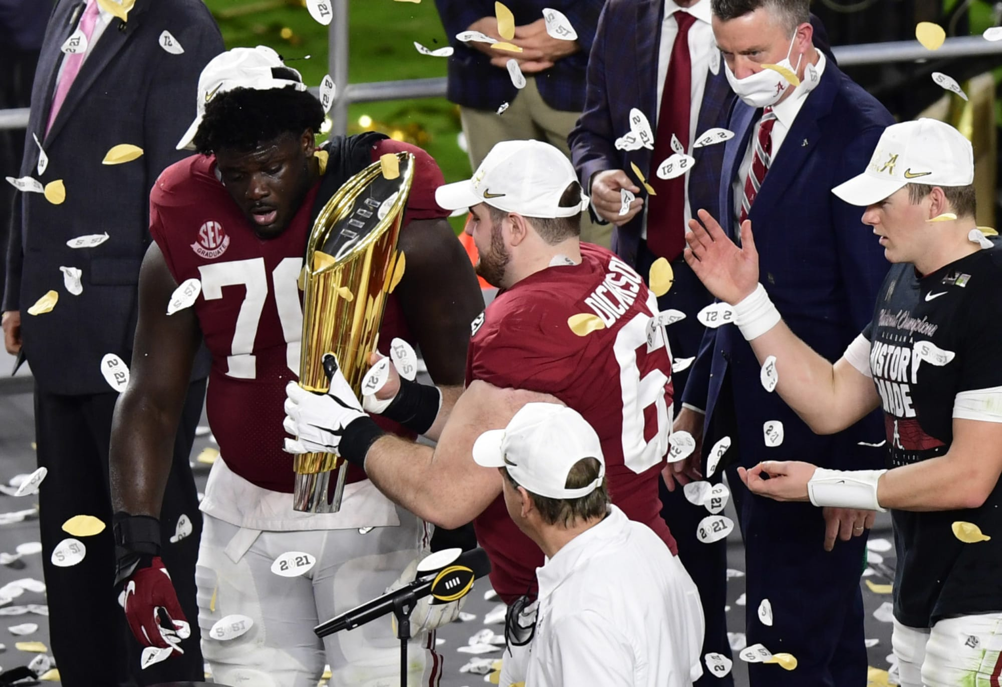 Alabama Football: Crimson Tide doing what none have ever done
