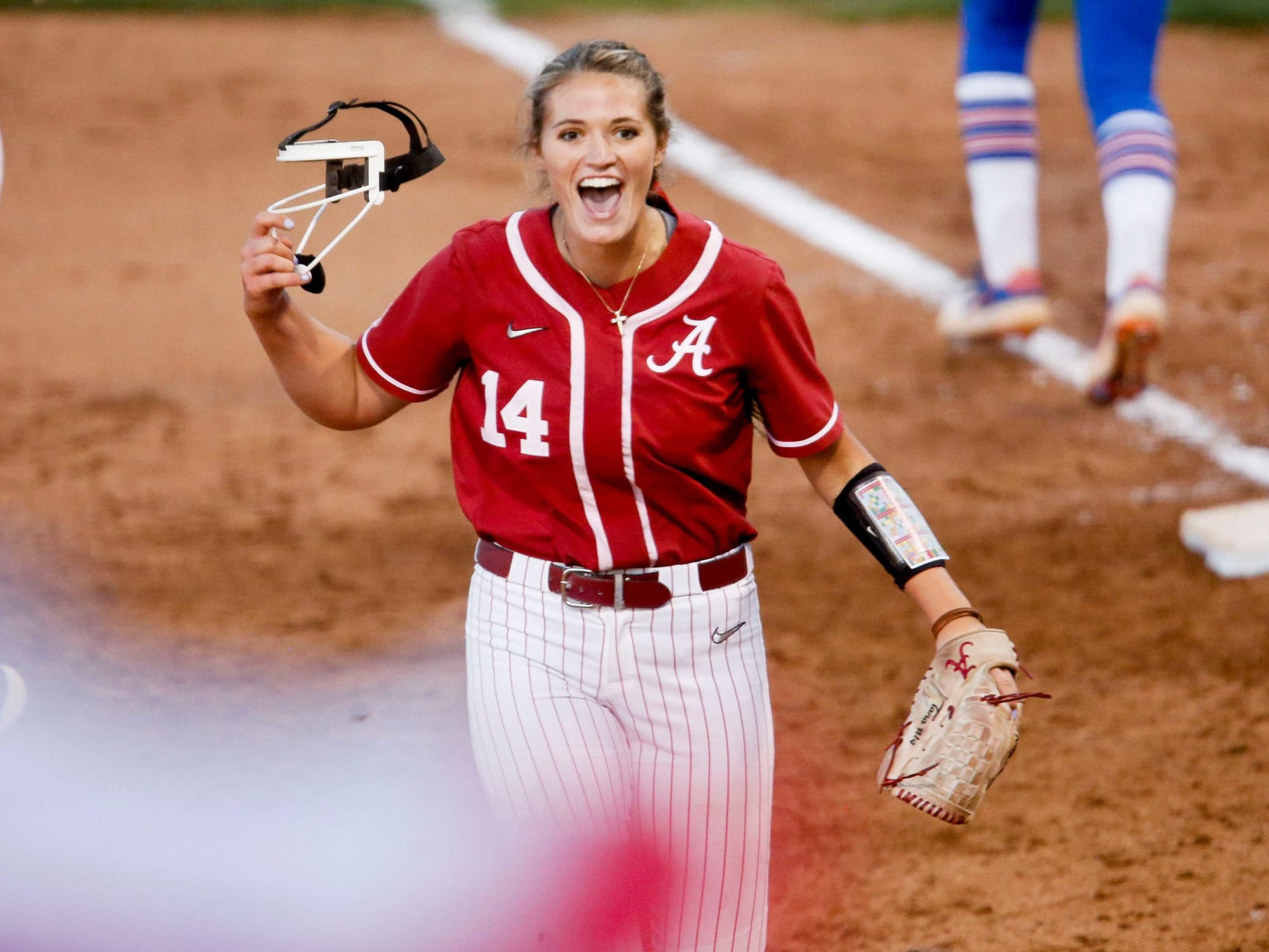 Montana Fouts might be Alabama's best in any sport