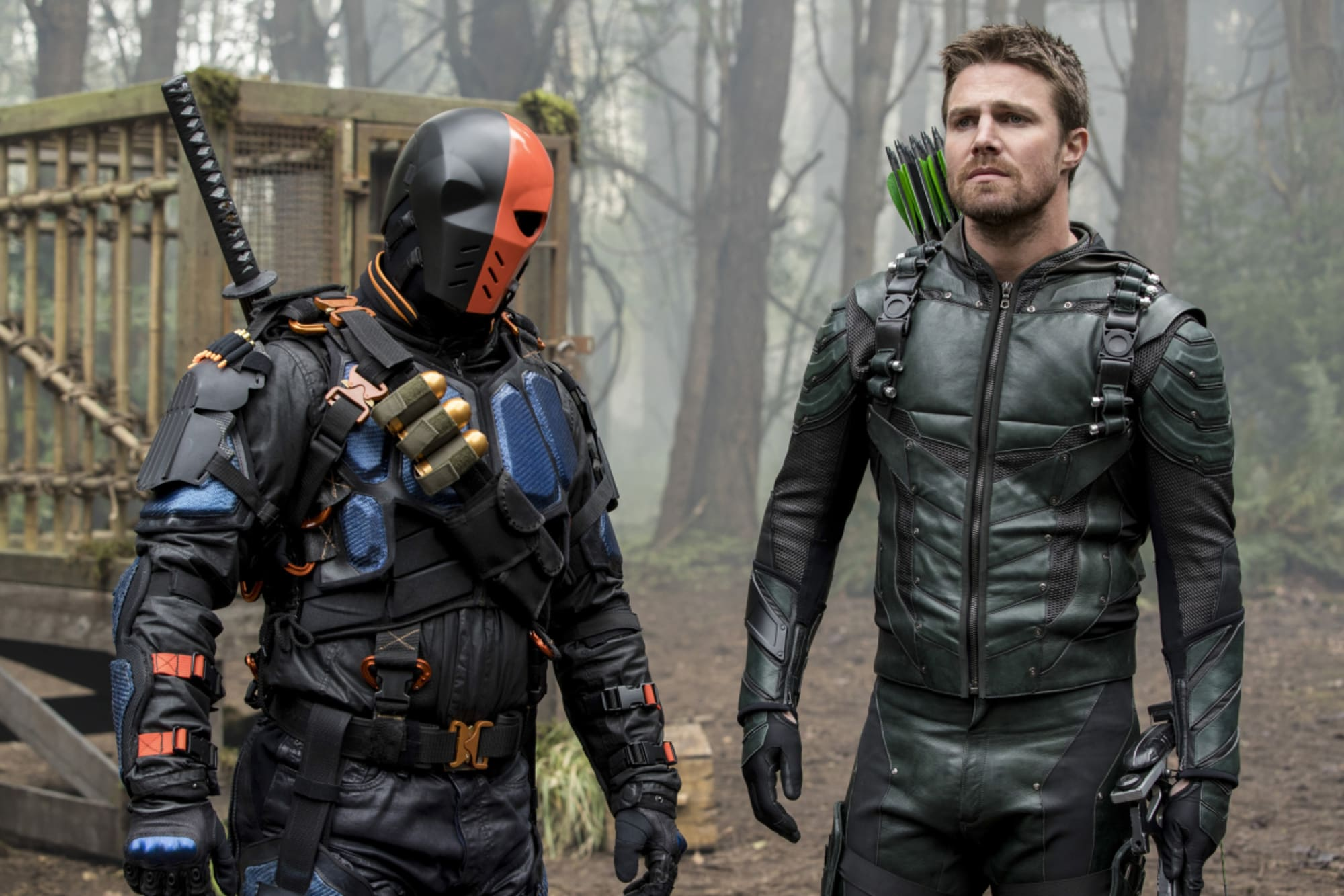 Deathstroke S1e1 Live Stream Watch Knights Dragons Online