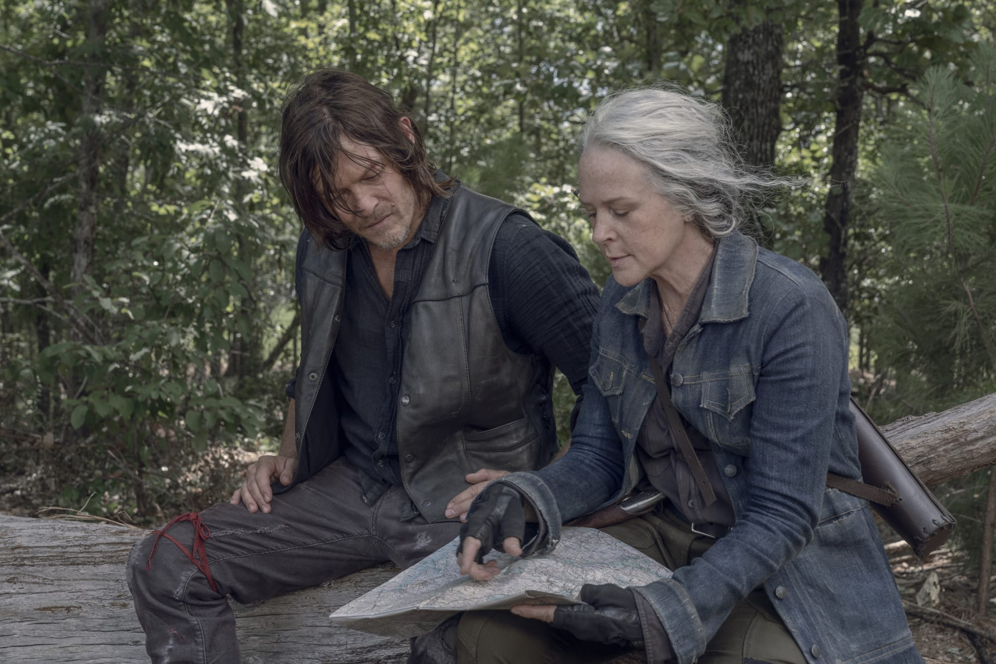 Norman Reedus reveals how Daryl and Carol were originally supposed to leave The Walking Dead