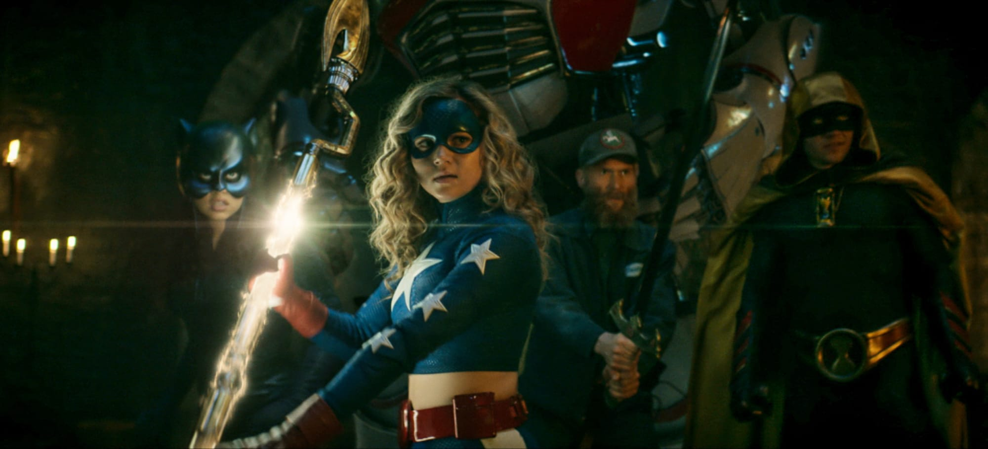 Stargirl season 1, episode 13 review: Stars and S.T.R.I.P.E. Part Two