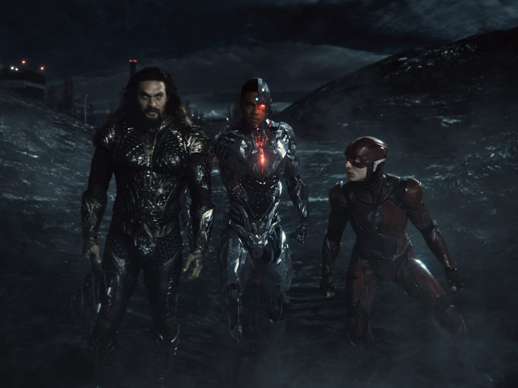 Why Warner Bros. almost cancelled Zack Snyder's Justice League
