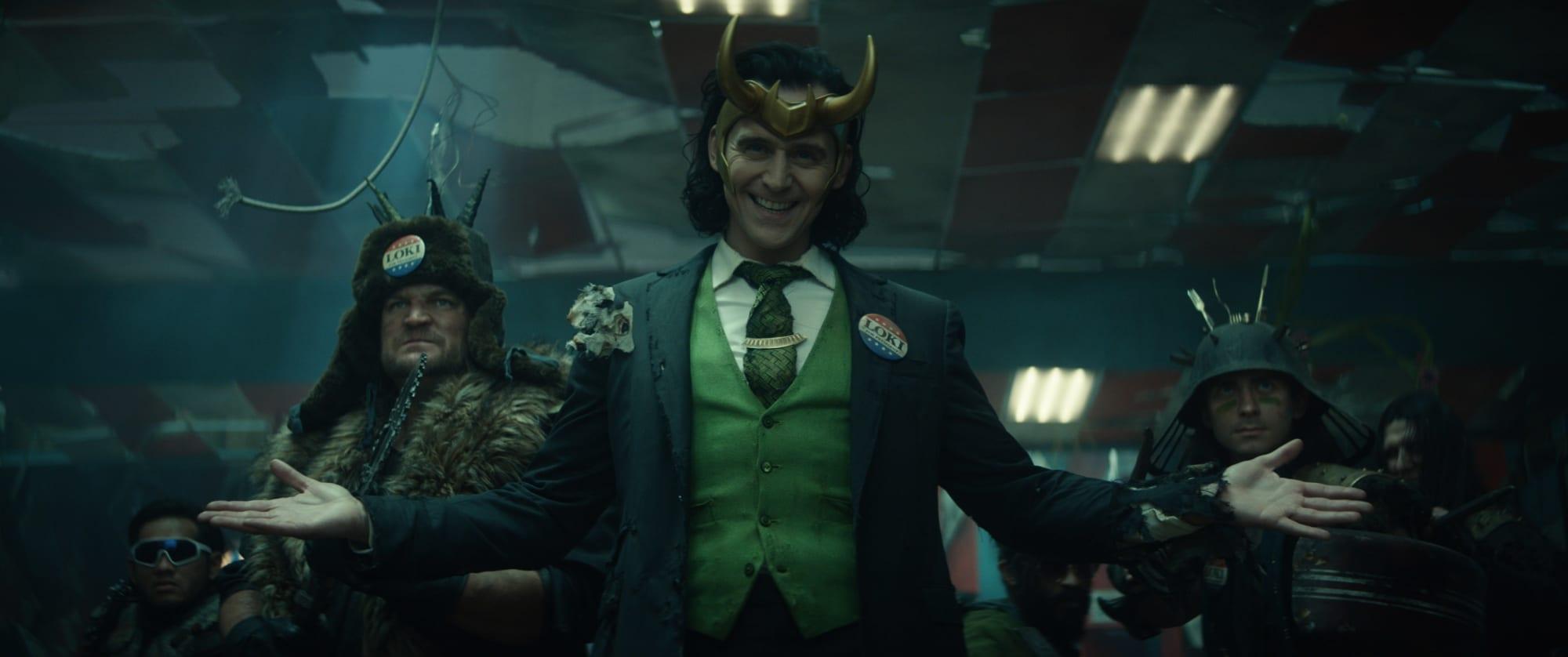 Watch Loki season 1, episode 3 trailer