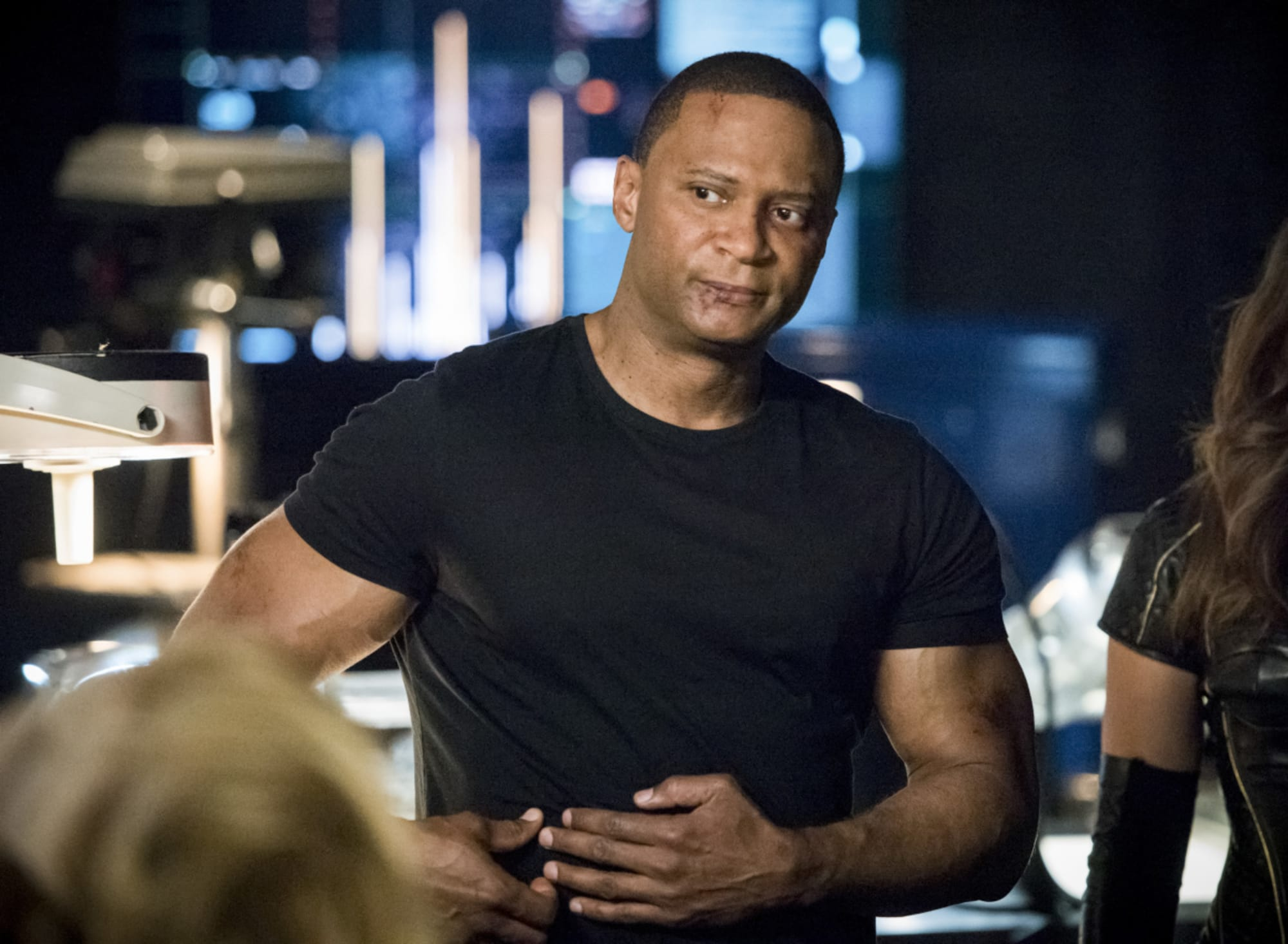 Arrowverse: David Ramsey's surprising Legends of Tomorrow character revealed