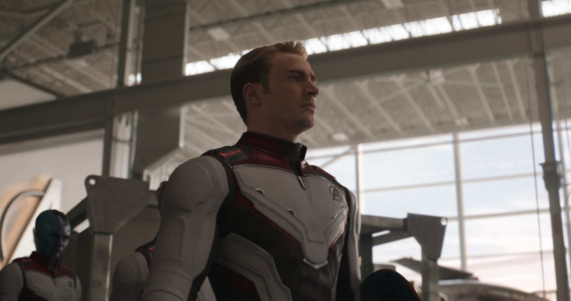 It's time to tell the story of what Captain America did in the past
