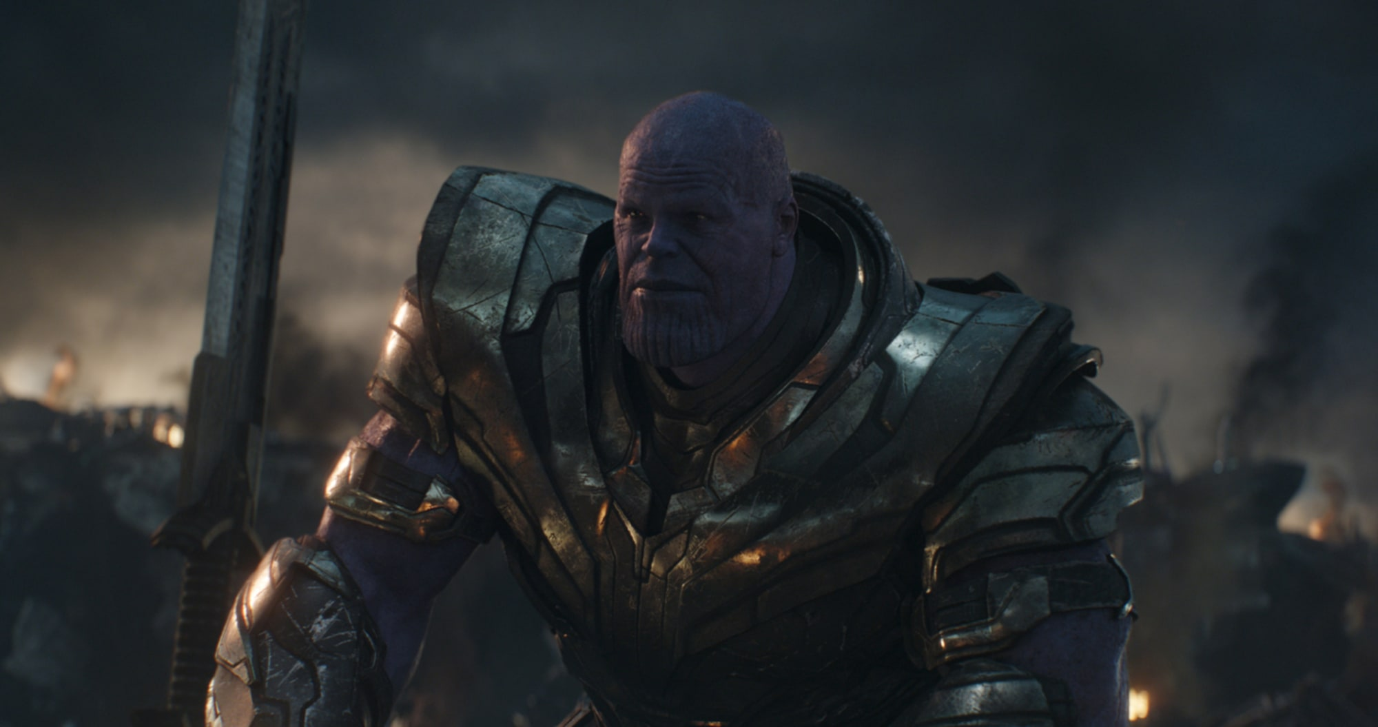 Fortnite Thanos Face Adam Warlock And Thanos May Never Face Off In The Mcu