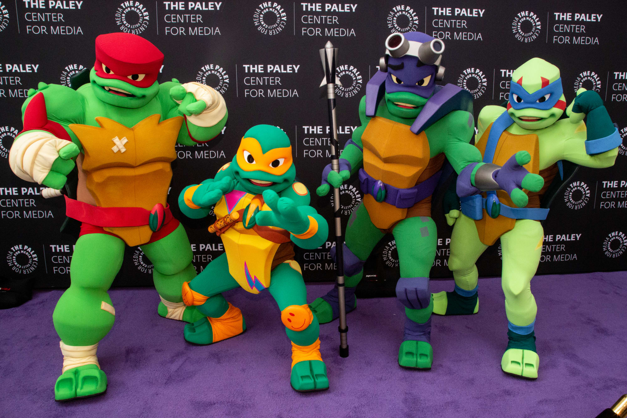Teenage Mutant Ninja Turtles are getting a film reboot with a twist