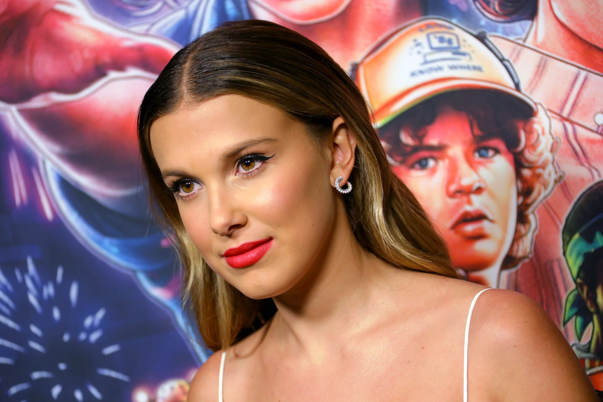 X-Men: Stranger Things star Millie Bobby Brown suits up as Phoenix in stunning new image