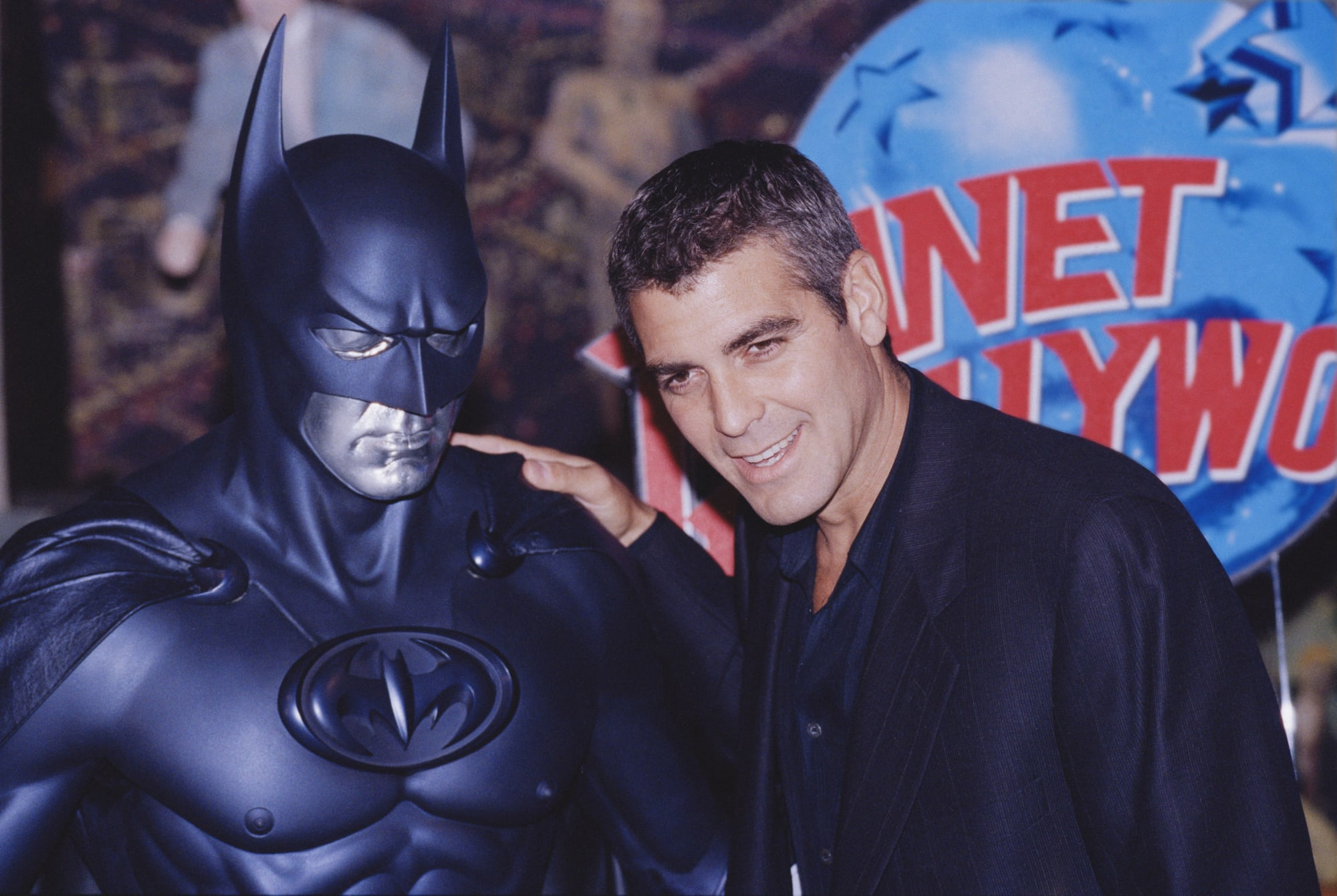 George Clooney opens up about how Batman and Robin almost ruined his career