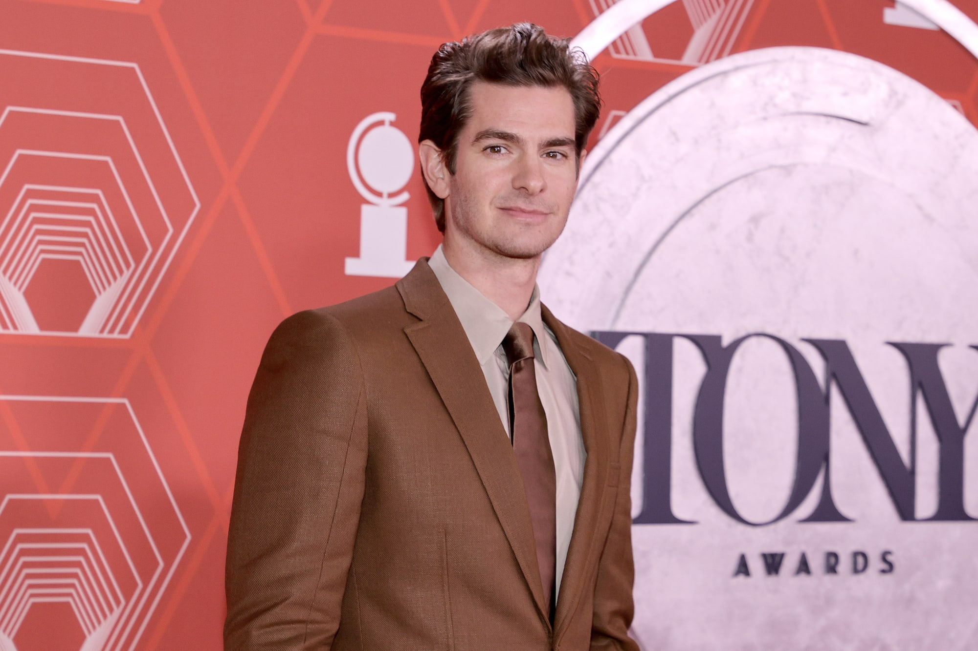 Andrew Garfield's Spider-Man returns in jaw-dropping new No Way Home image