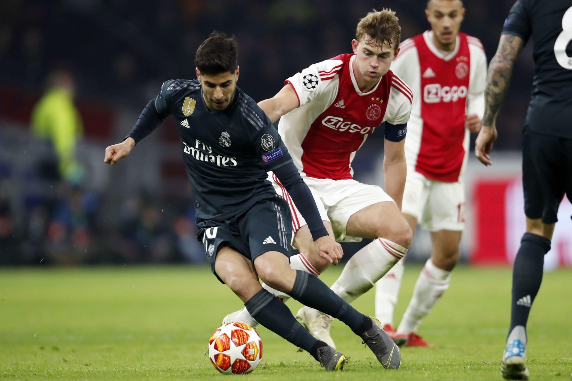 Ajax Vs Bayern