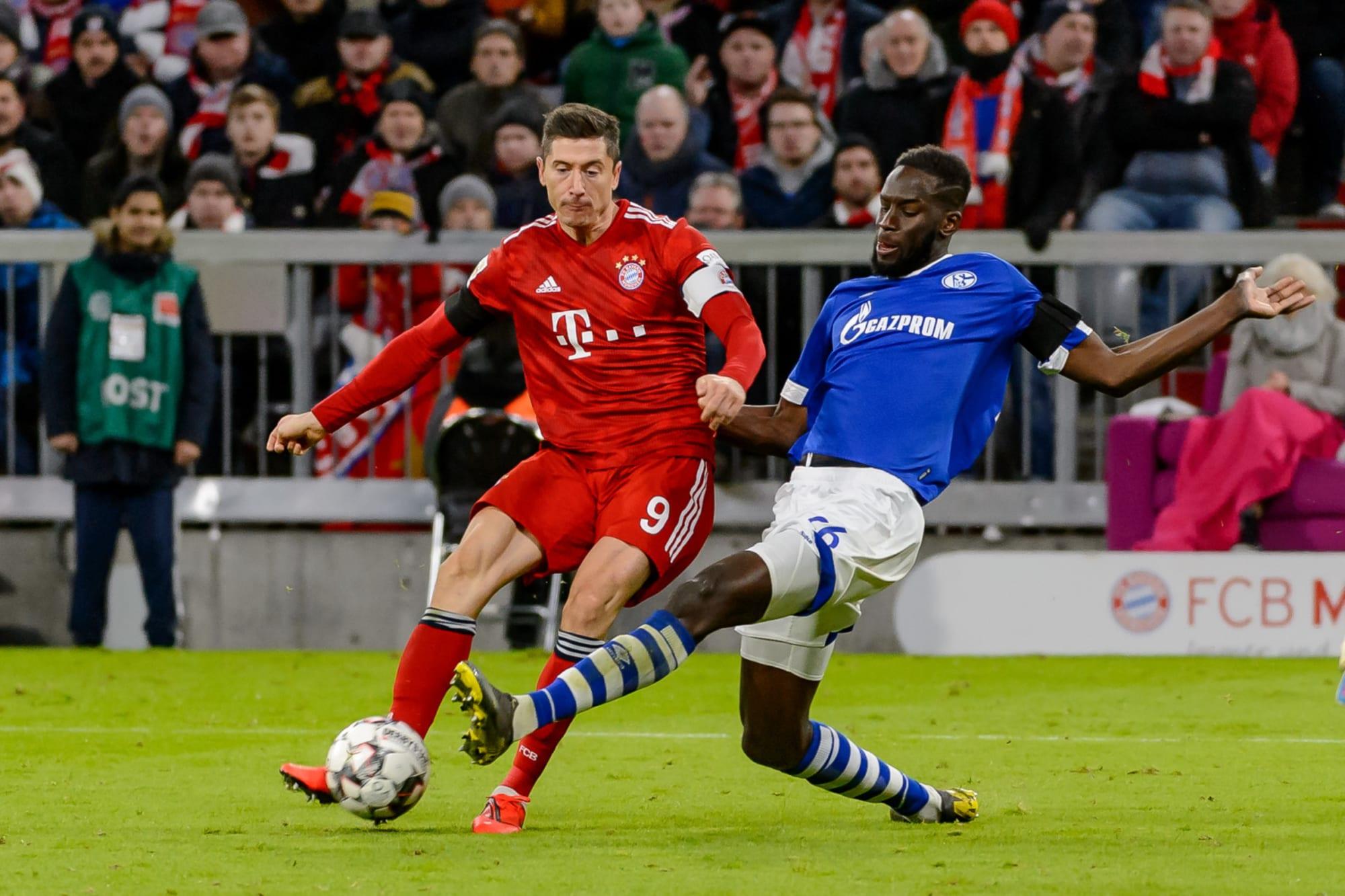 Schalke - Bayern