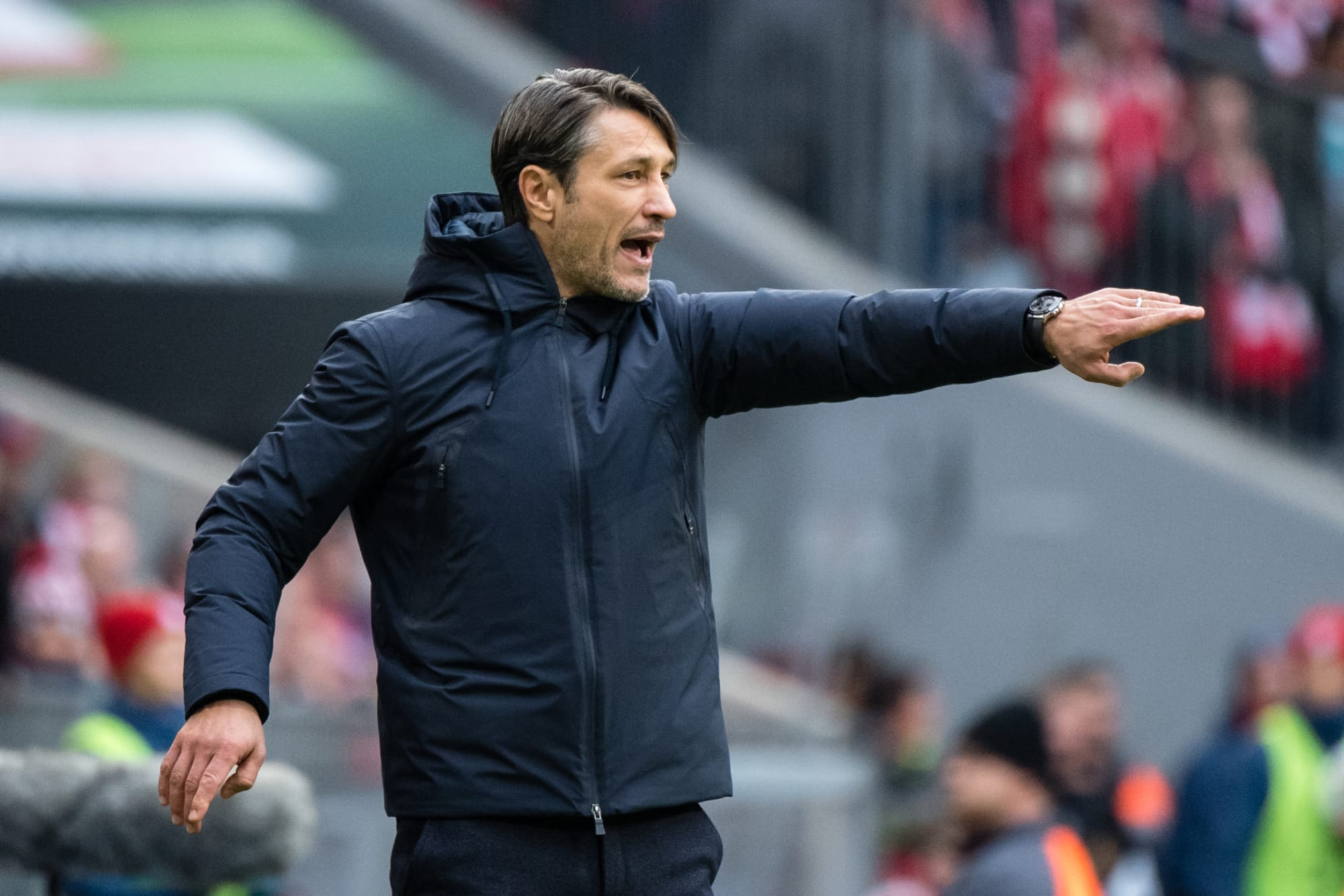 Niko Kovac discusses tough situations at Bayern Munich