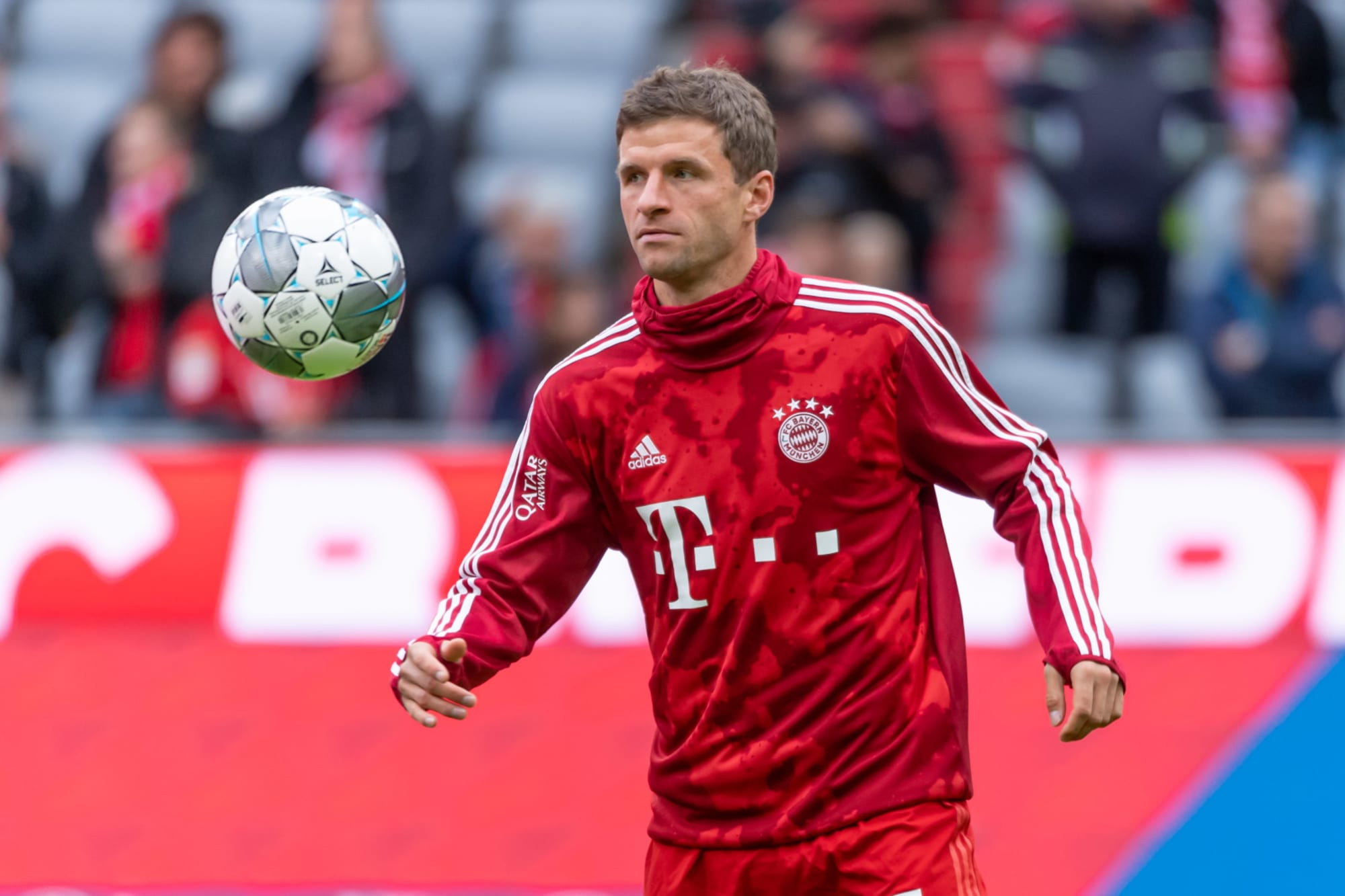 Thomas Muller Reportedly Considering A Transfer Away From