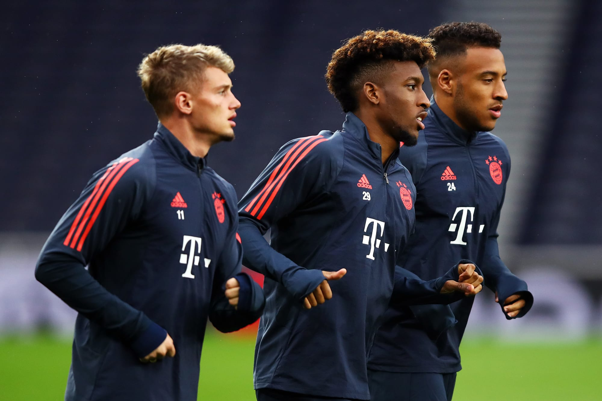 Bayern Munich planning to part ways with French midfielders next summer