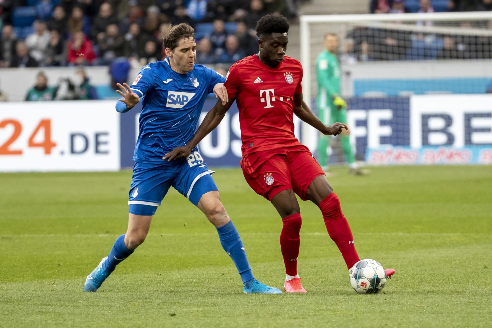 Match Preview: Bayern Munich face a strong Hoffenheim side
