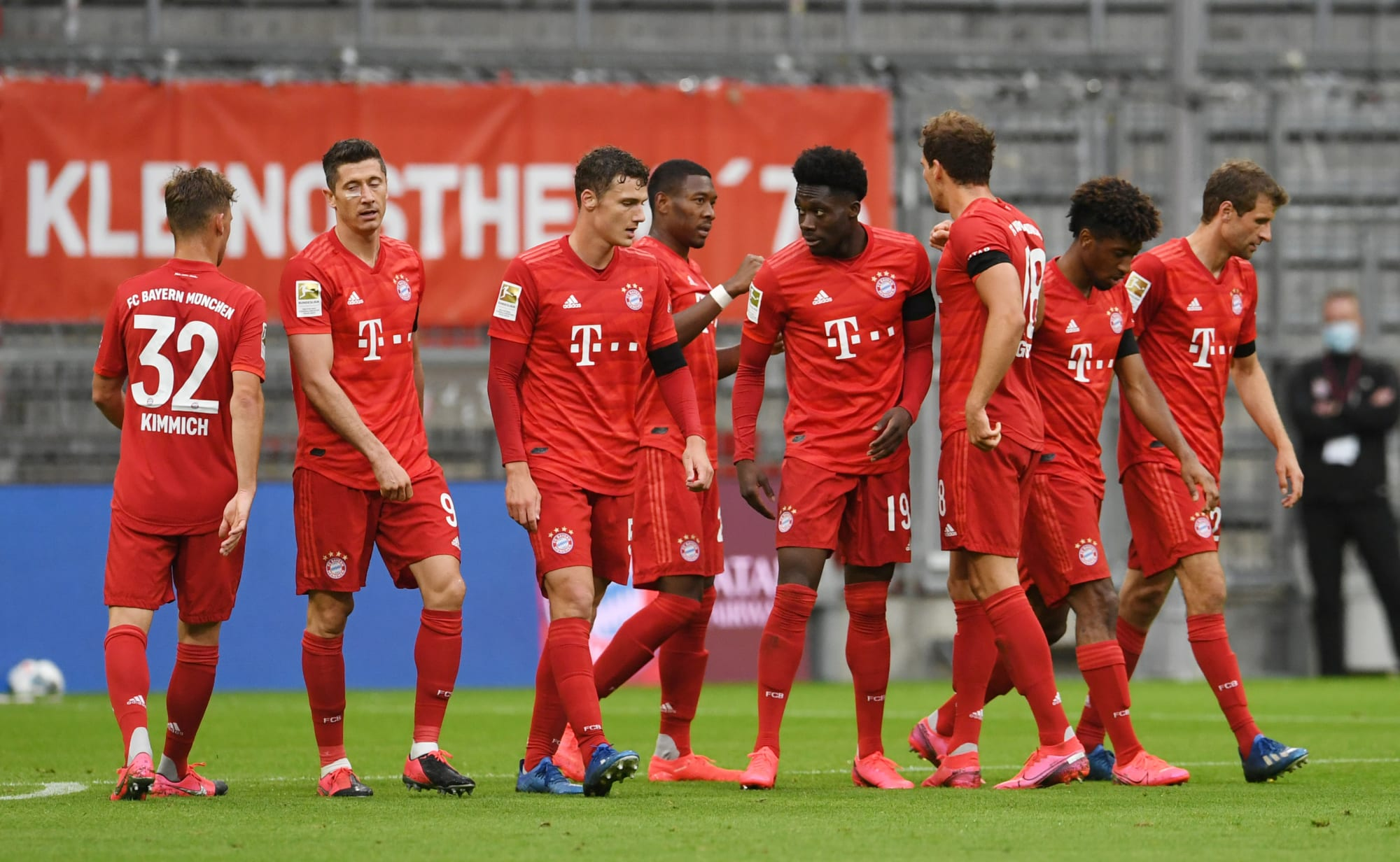 Bayern Munich: Top three performers in May