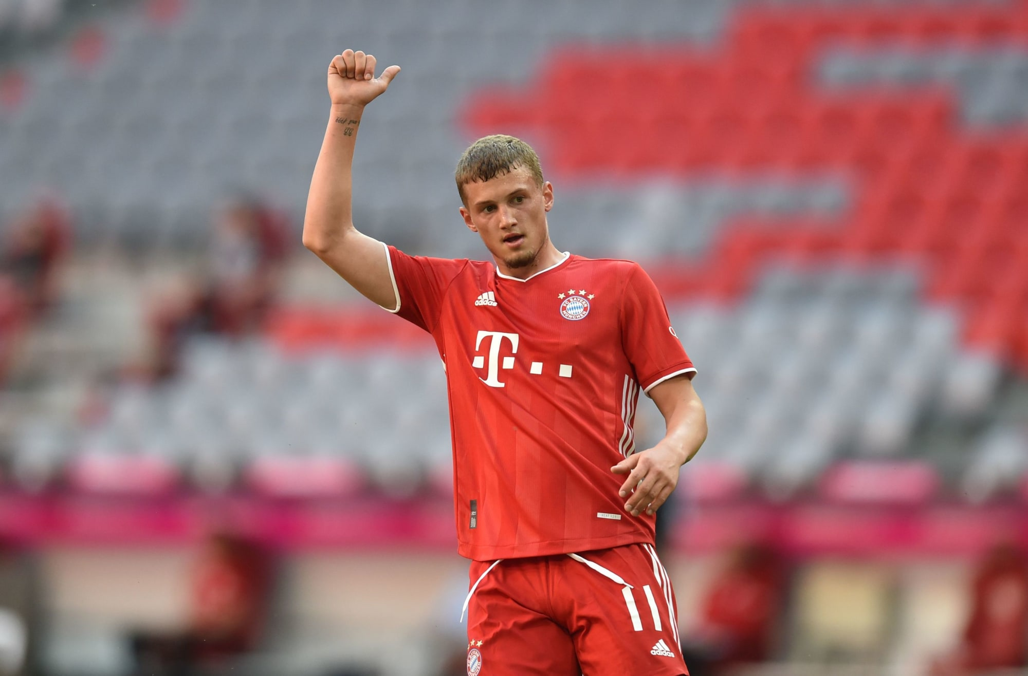 Mickael Cuisance could return to Bayern Munich in summer