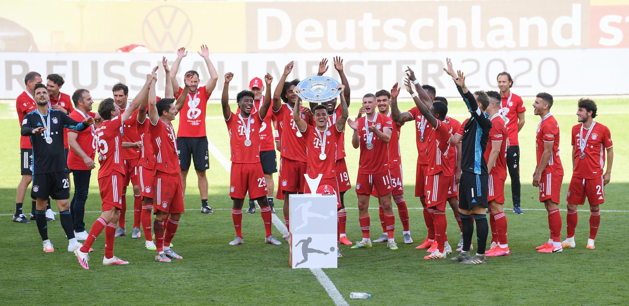 Bayern Munich is set to dominate Germany for years