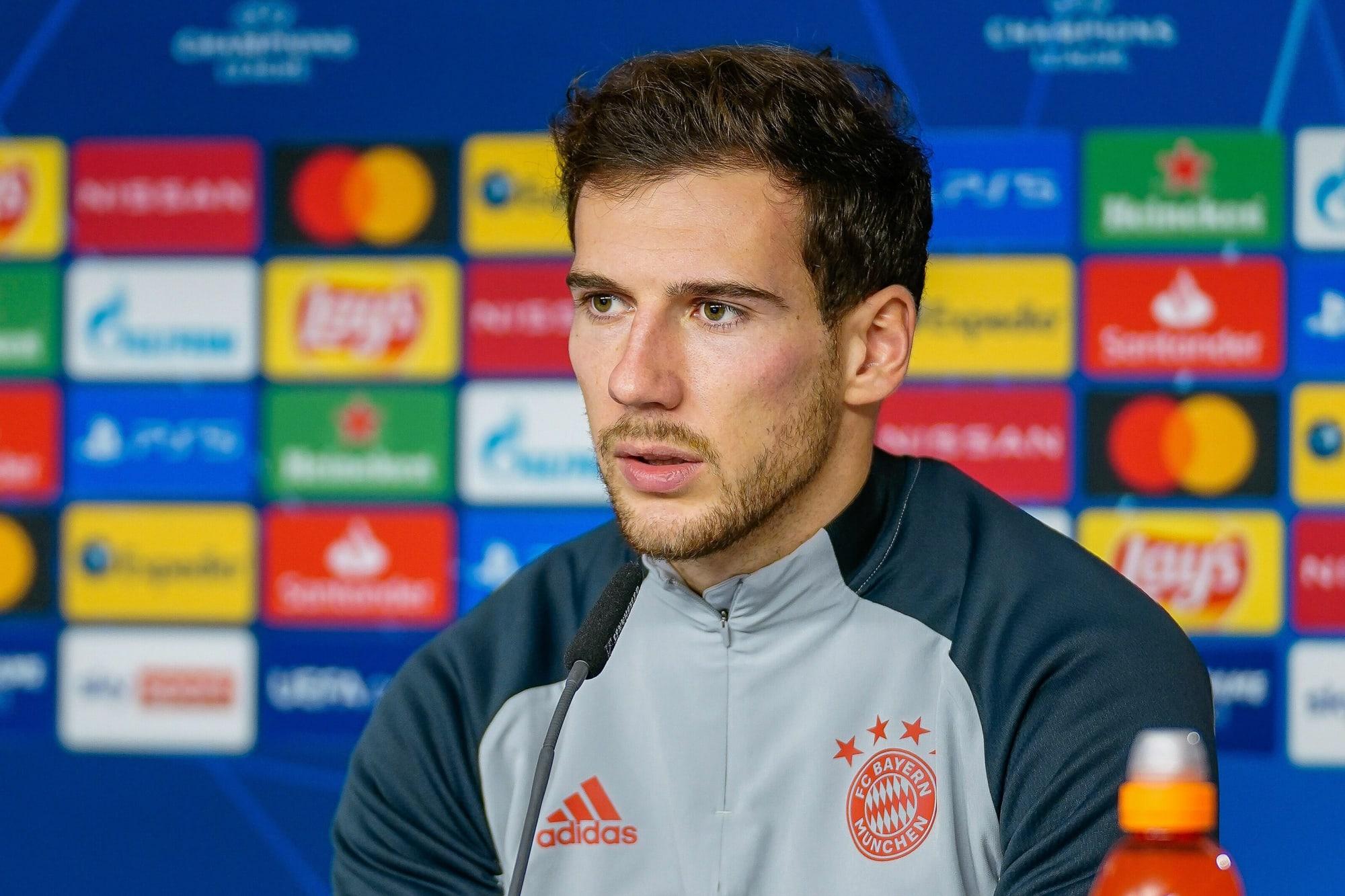 Bayern Munich remains long term club for Leon Goretzka