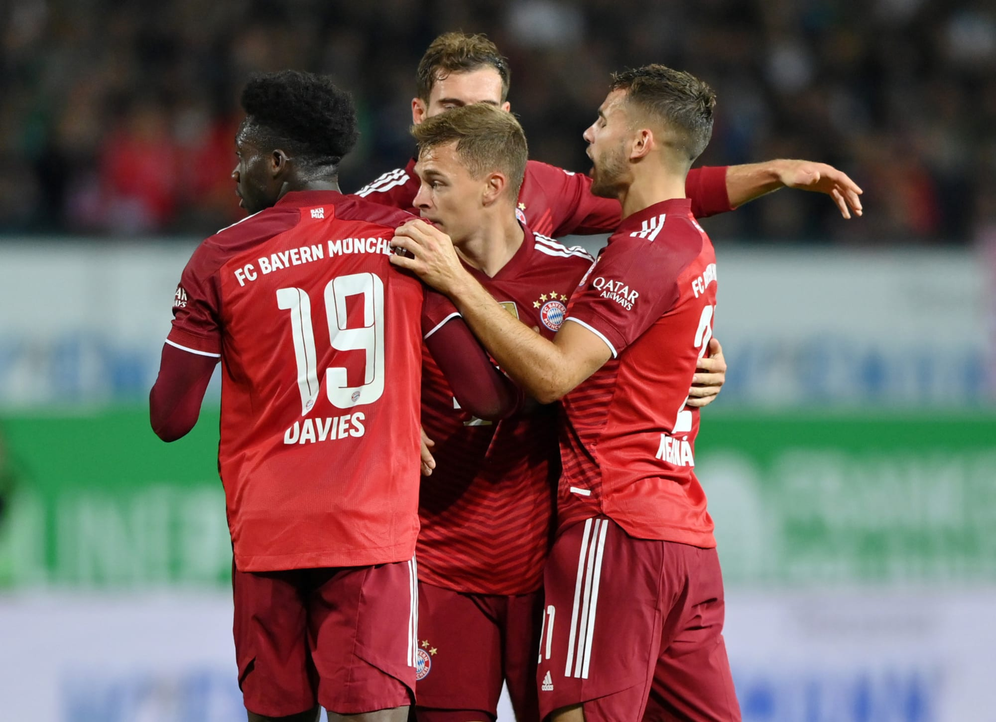 Bayern Munich see out defiant Greuther Furth- Player Ratings