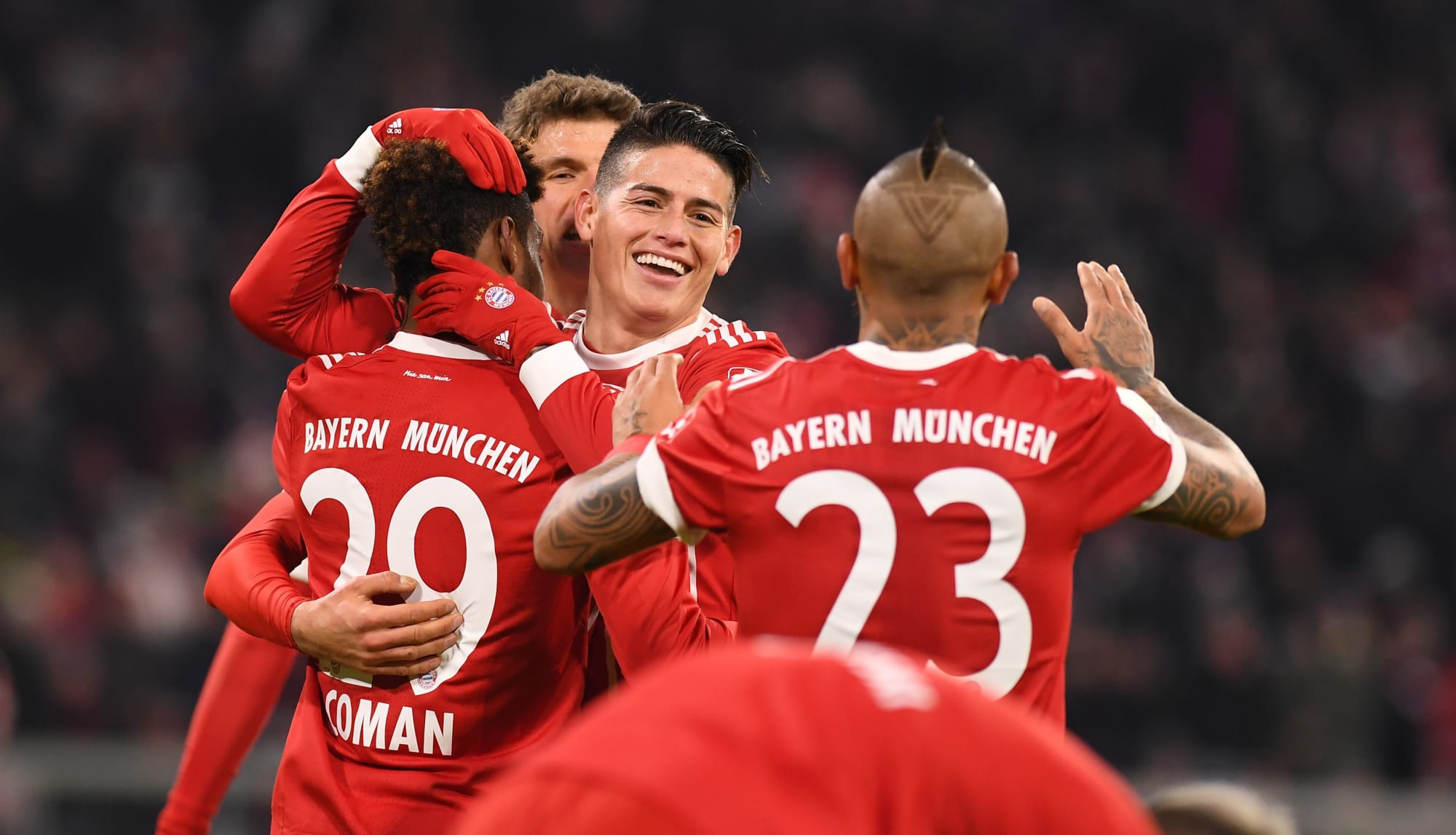 Bayern MГјnchen Hannover 96