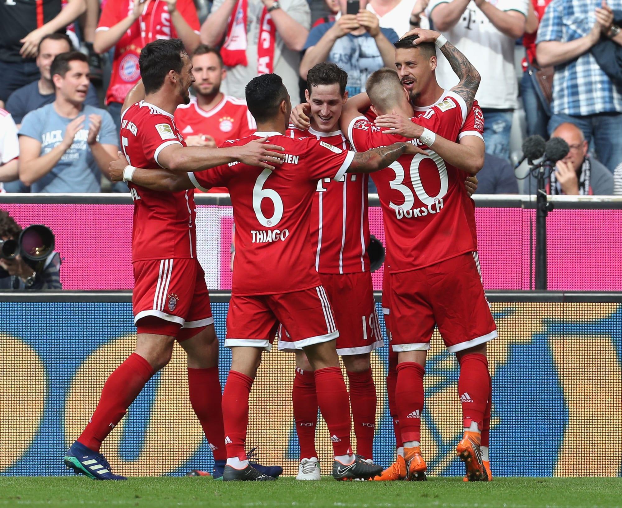 Bayern Frankfurt Tickets