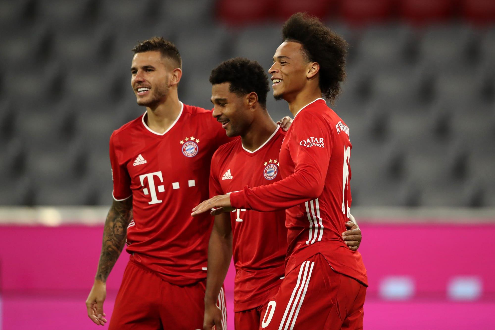 Bayern Munich superb in Bundesliga season opener-Player Ratings
